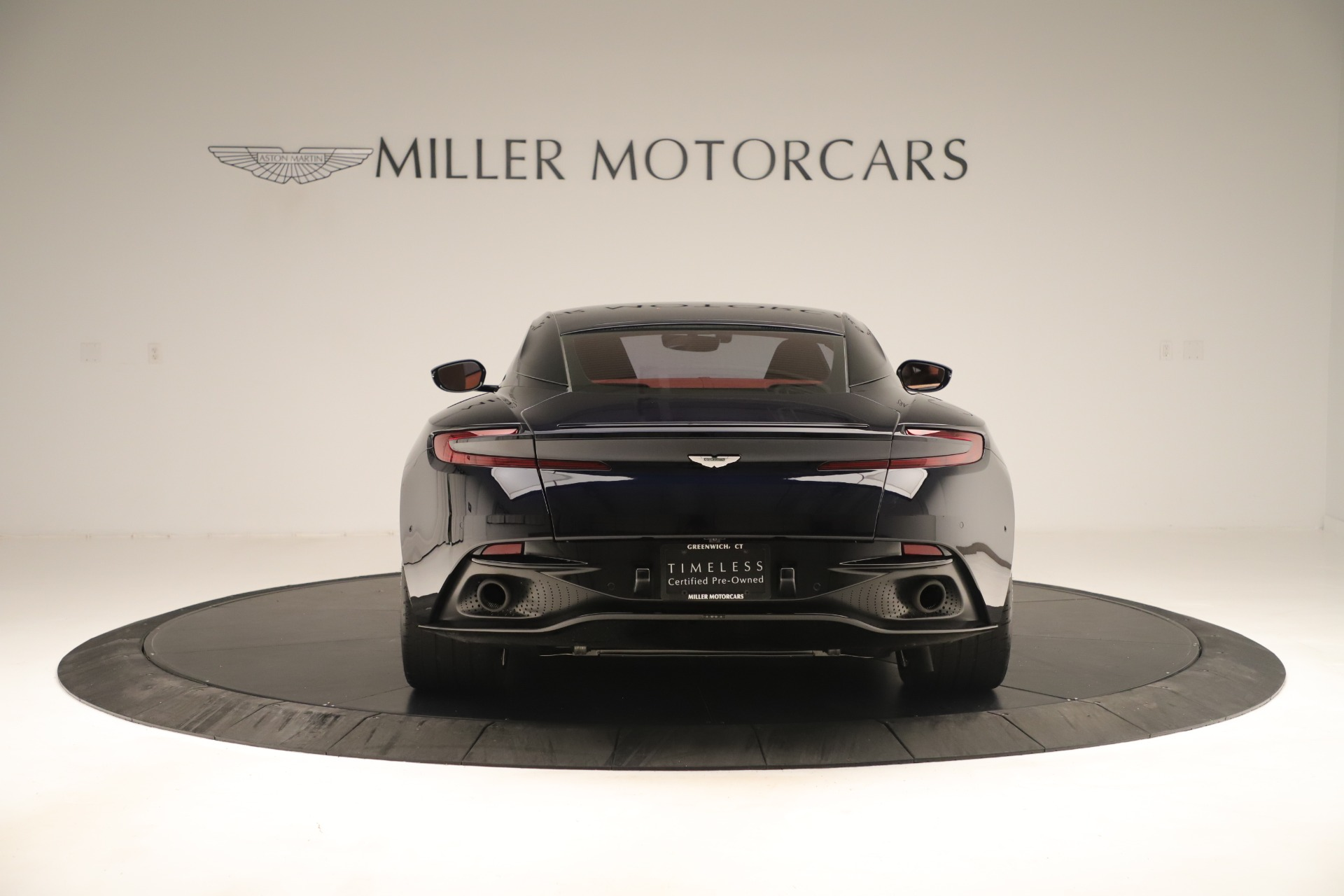 Used 2017 Aston Martin DB11 Launch Edition For Sale In Greenwich, CT. Alfa Romeo of Greenwich, A1405A 3431_p5