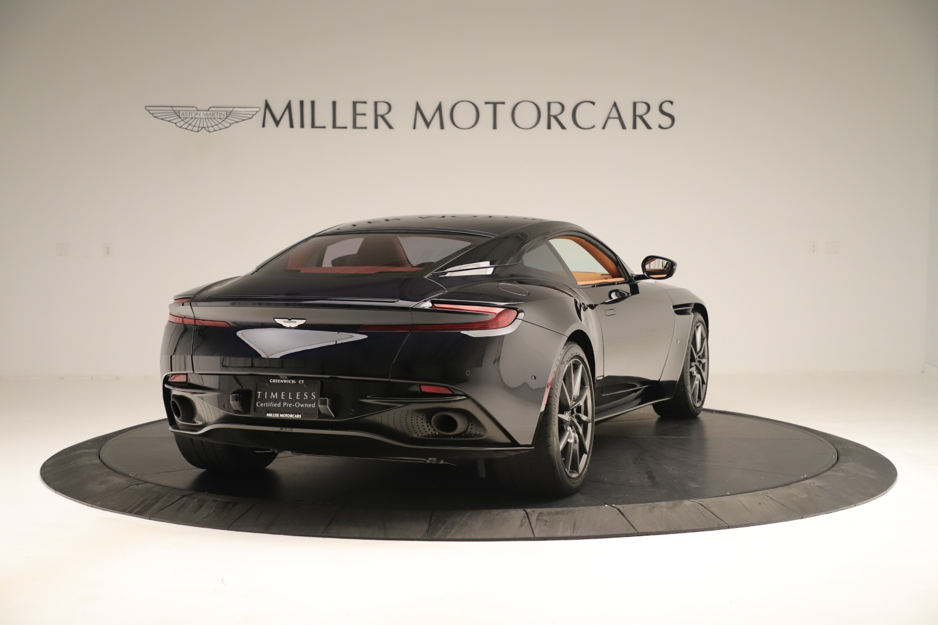 Used 2017 Aston Martin DB11 Launch Edition For Sale In Greenwich, CT. Alfa Romeo of Greenwich, A1405A 3431_p6