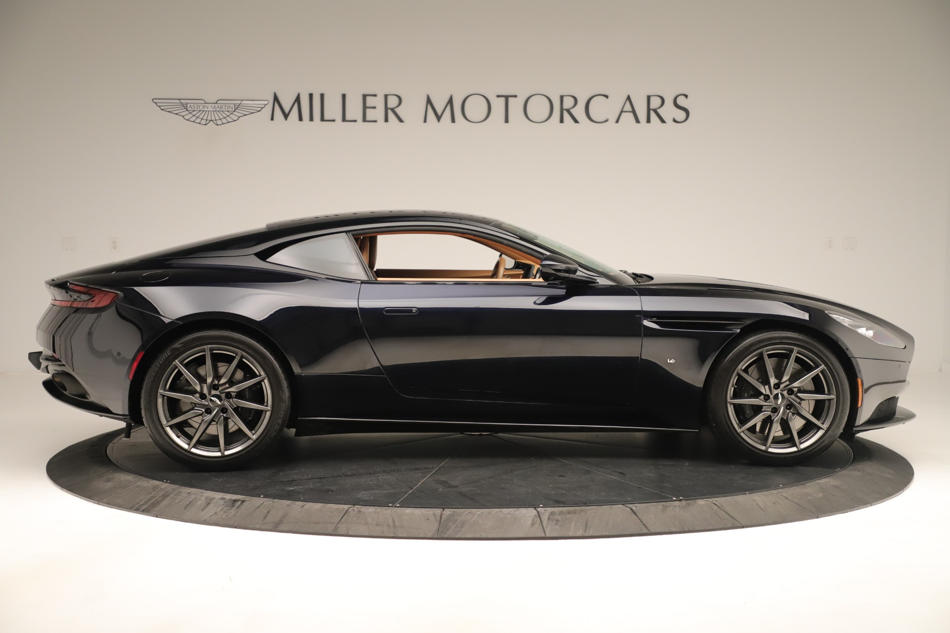 Used 2017 Aston Martin DB11 Launch Edition For Sale In Greenwich, CT. Alfa Romeo of Greenwich, A1405A 3431_p8