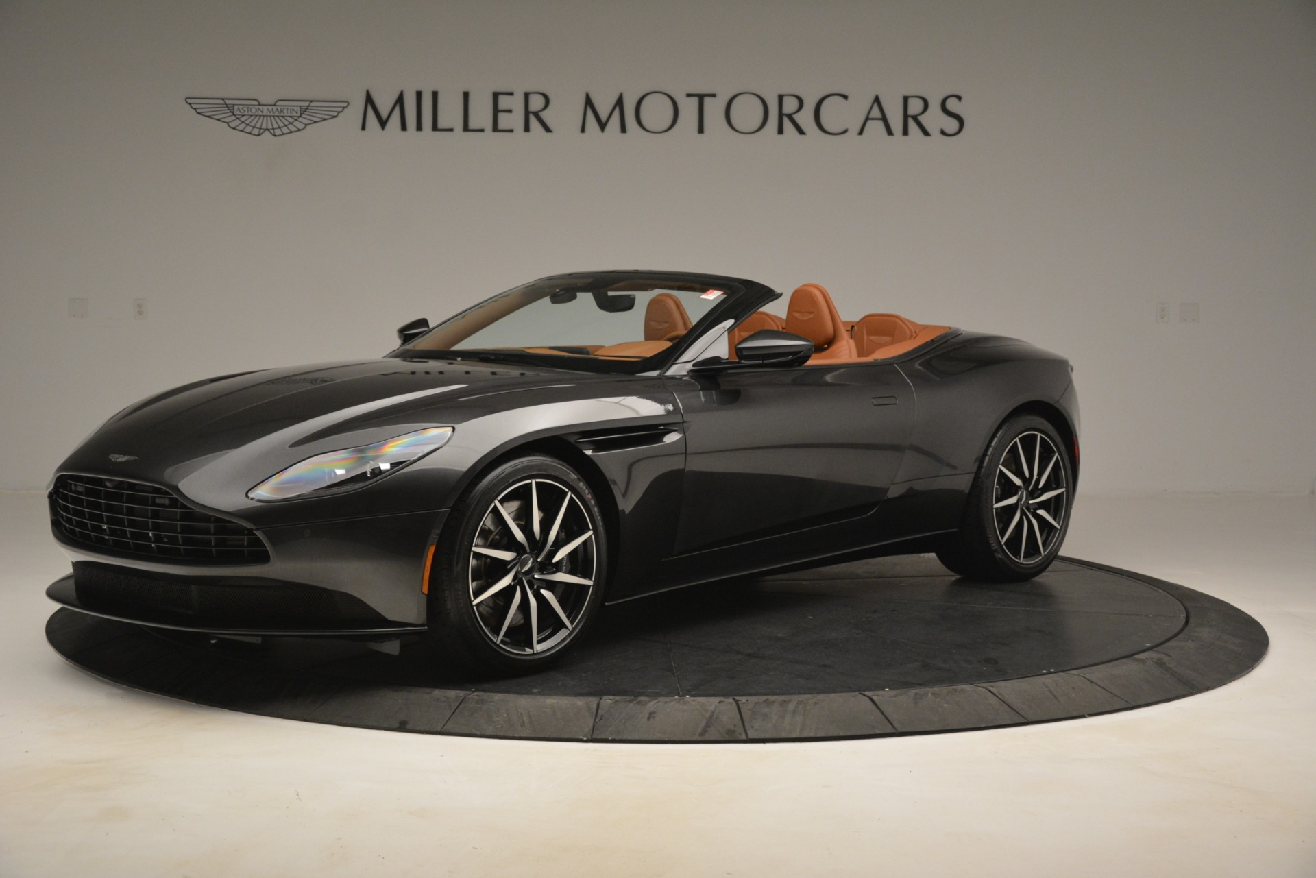 Used 2019 Aston Martin DB11 V8 Volante For Sale In Greenwich, CT. Alfa Romeo of Greenwich, A1346A 3434_main