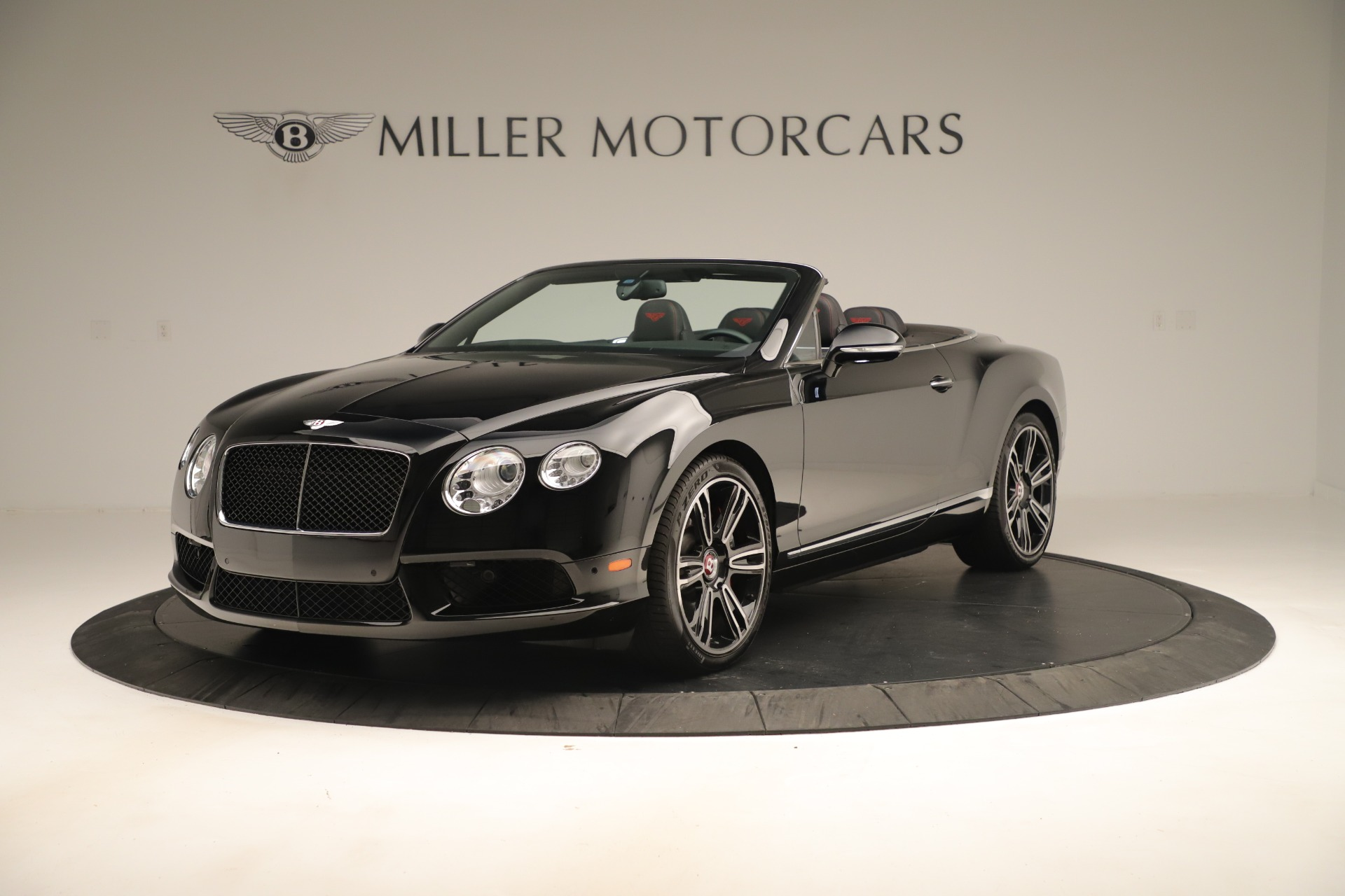 Used 2014 Bentley Continental GT V8 For Sale In Greenwich, CT. Alfa Romeo of Greenwich, 7634