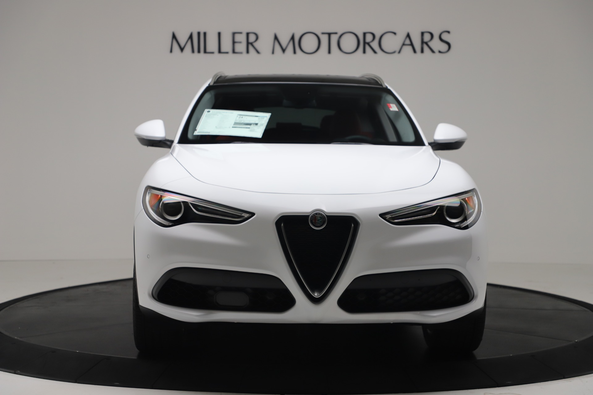 New 2019 Alfa Romeo Stelvio Ti Q4 For Sale In Greenwich, CT. Alfa Romeo of Greenwich, LW383 3438_p12