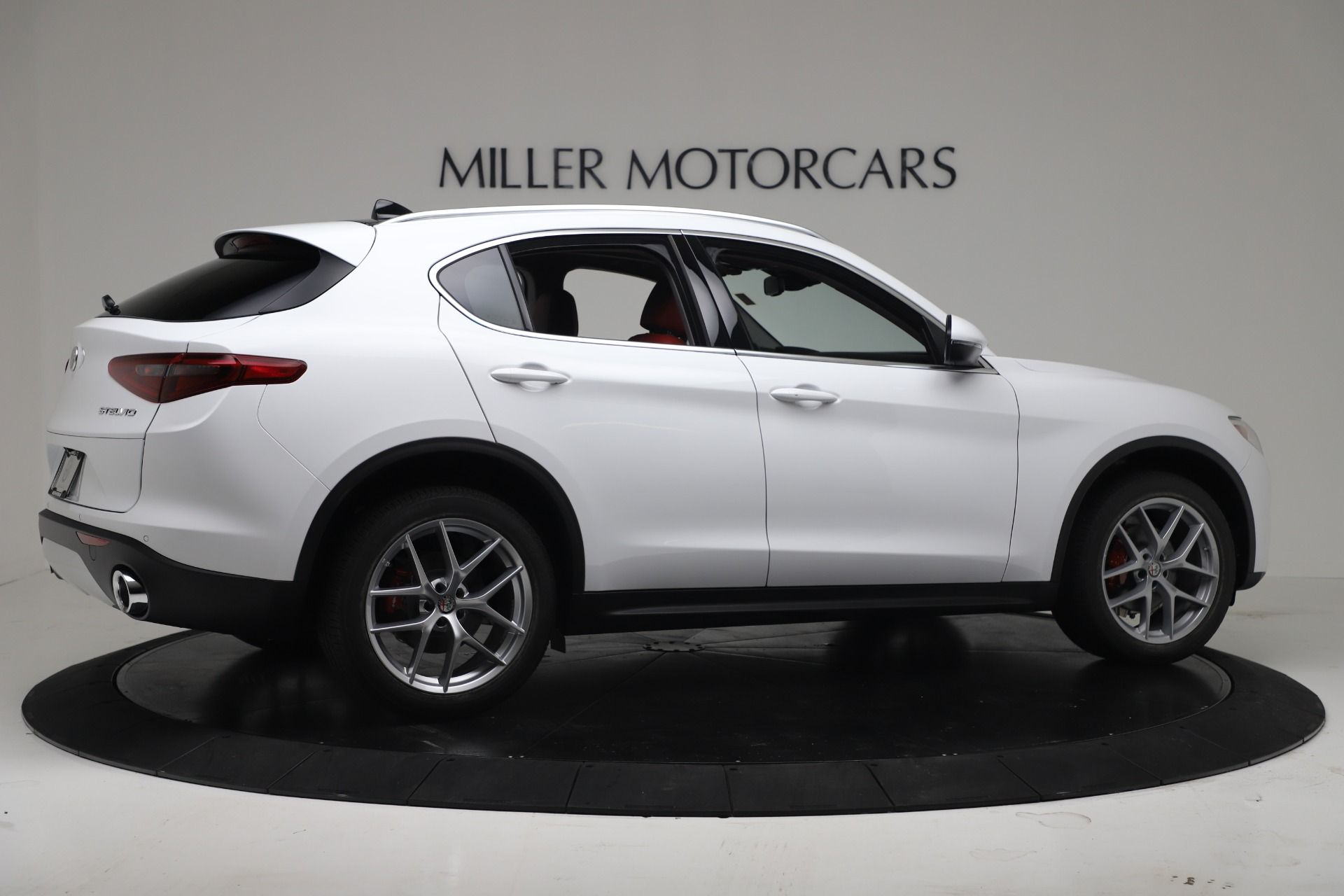 New 2019 Alfa Romeo Stelvio Ti Q4 For Sale In Greenwich, CT. Alfa Romeo of Greenwich, LW383 3438_p8