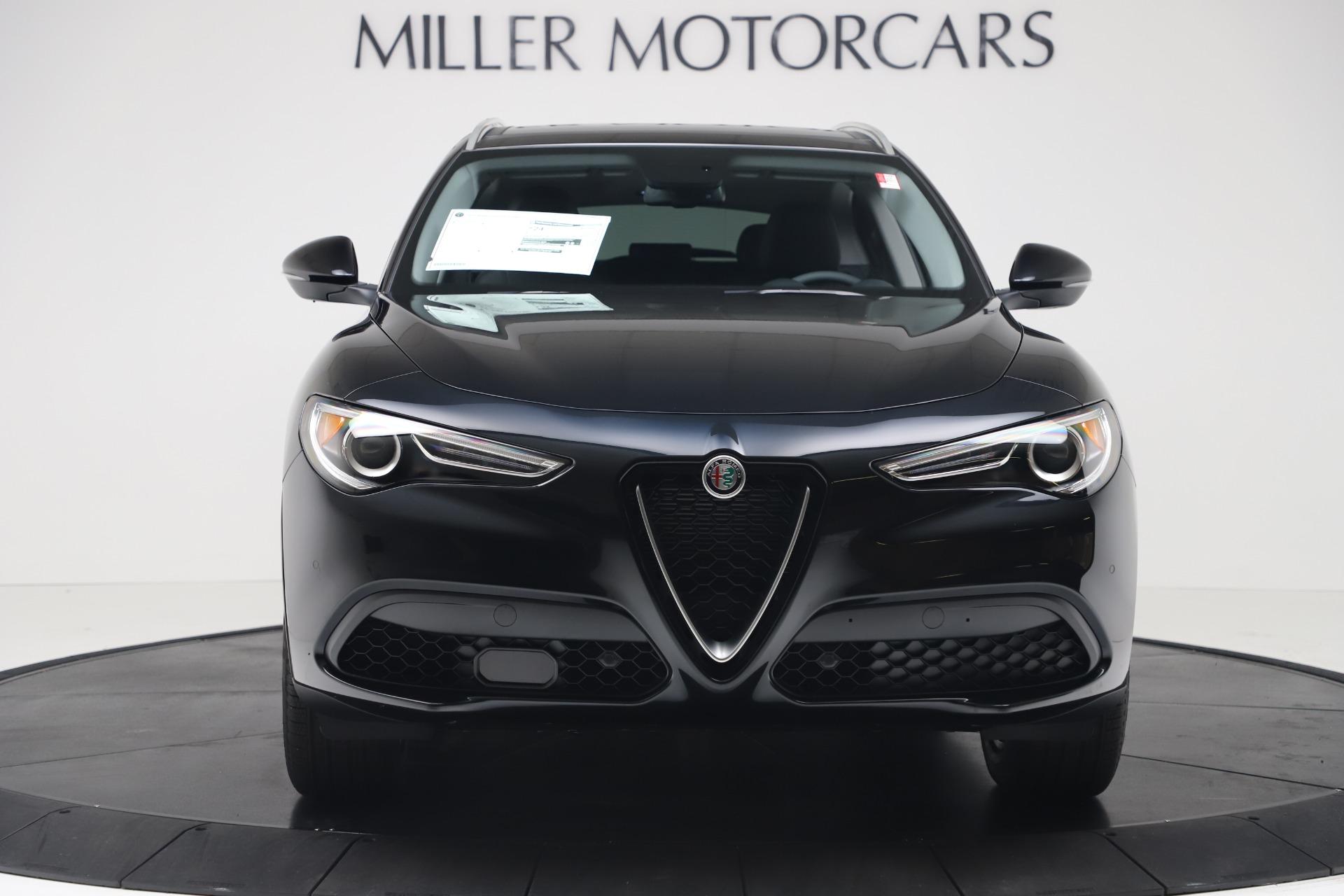 New 2019 Alfa Romeo Stelvio Ti Q4 For Sale In Greenwich, CT. Alfa Romeo of Greenwich, LW384 3439_p12