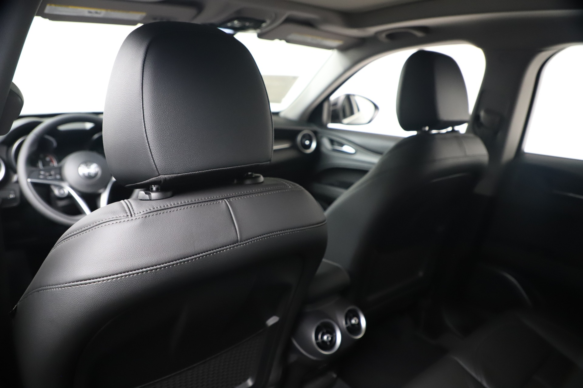 New 2019 Alfa Romeo Stelvio Ti Q4 For Sale In Greenwich, CT. Alfa Romeo of Greenwich, LW384 3439_p20