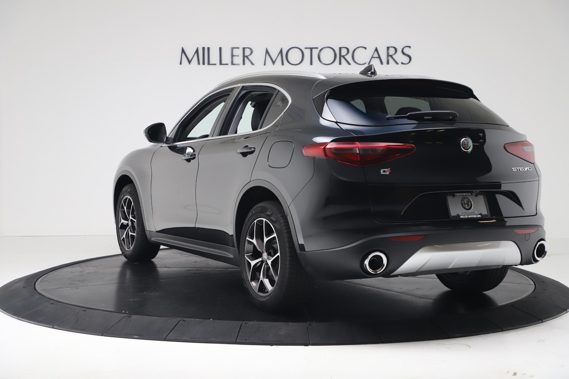 New 2019 Alfa Romeo Stelvio Ti Q4 For Sale In Greenwich, CT. Alfa Romeo of Greenwich, LW384 3439_p5