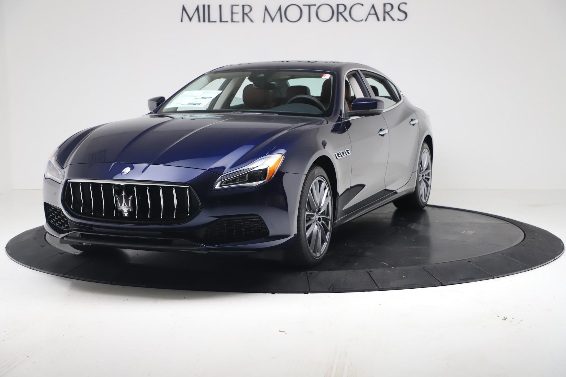 New 2019 Maserati Quattroporte S Q4 For Sale In Greenwich, CT. Alfa Romeo of Greenwich, W702 3440_main