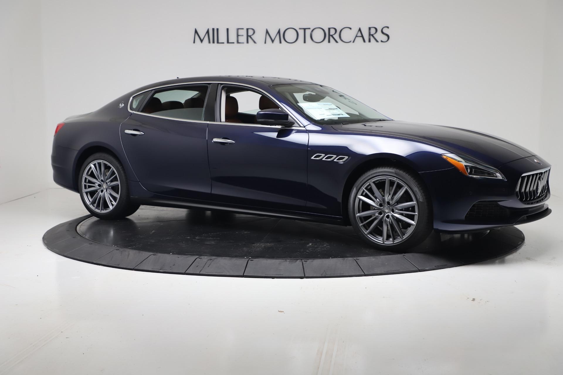 New 2019 Maserati Quattroporte S Q4 For Sale In Greenwich, CT. Alfa Romeo of Greenwich, W702 3440_p10