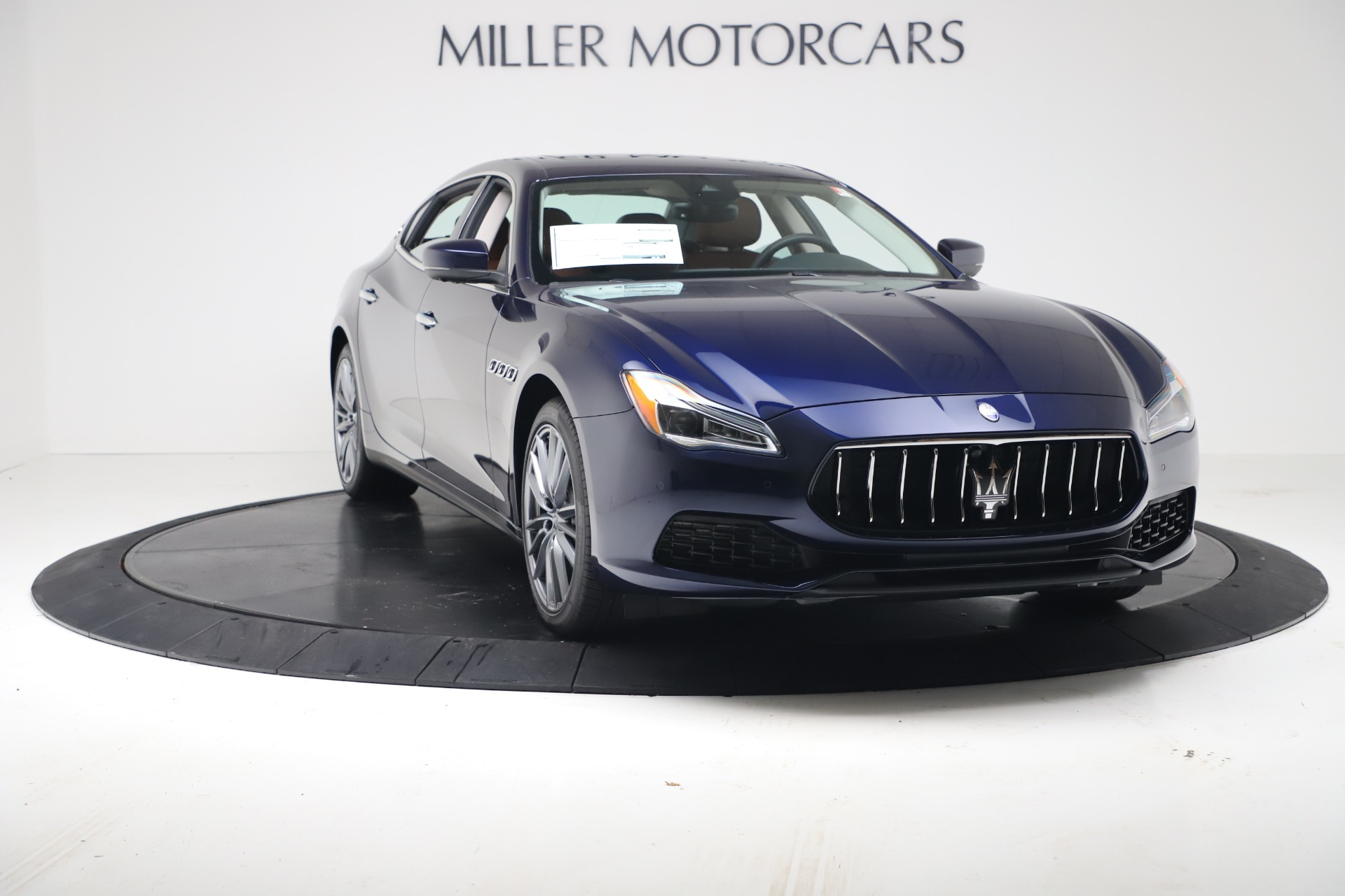 New 2019 Maserati Quattroporte S Q4 For Sale In Greenwich, CT. Alfa Romeo of Greenwich, W702 3440_p11
