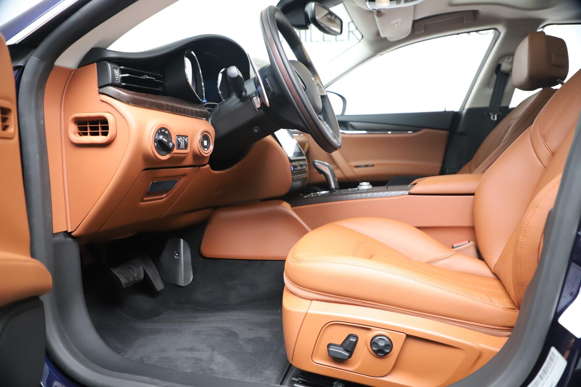New 2019 Maserati Quattroporte S Q4 For Sale In Greenwich, CT. Alfa Romeo of Greenwich, W702 3440_p14
