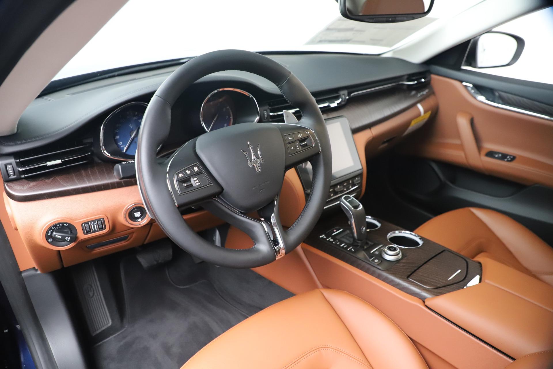 New 2019 Maserati Quattroporte S Q4 For Sale In Greenwich, CT. Alfa Romeo of Greenwich, W702 3440_p15