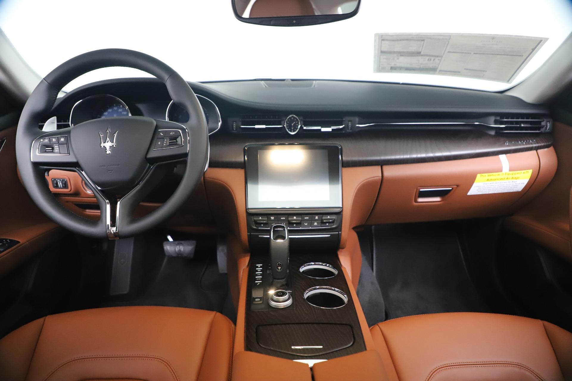 New 2019 Maserati Quattroporte S Q4 For Sale In Greenwich, CT. Alfa Romeo of Greenwich, W702 3440_p16