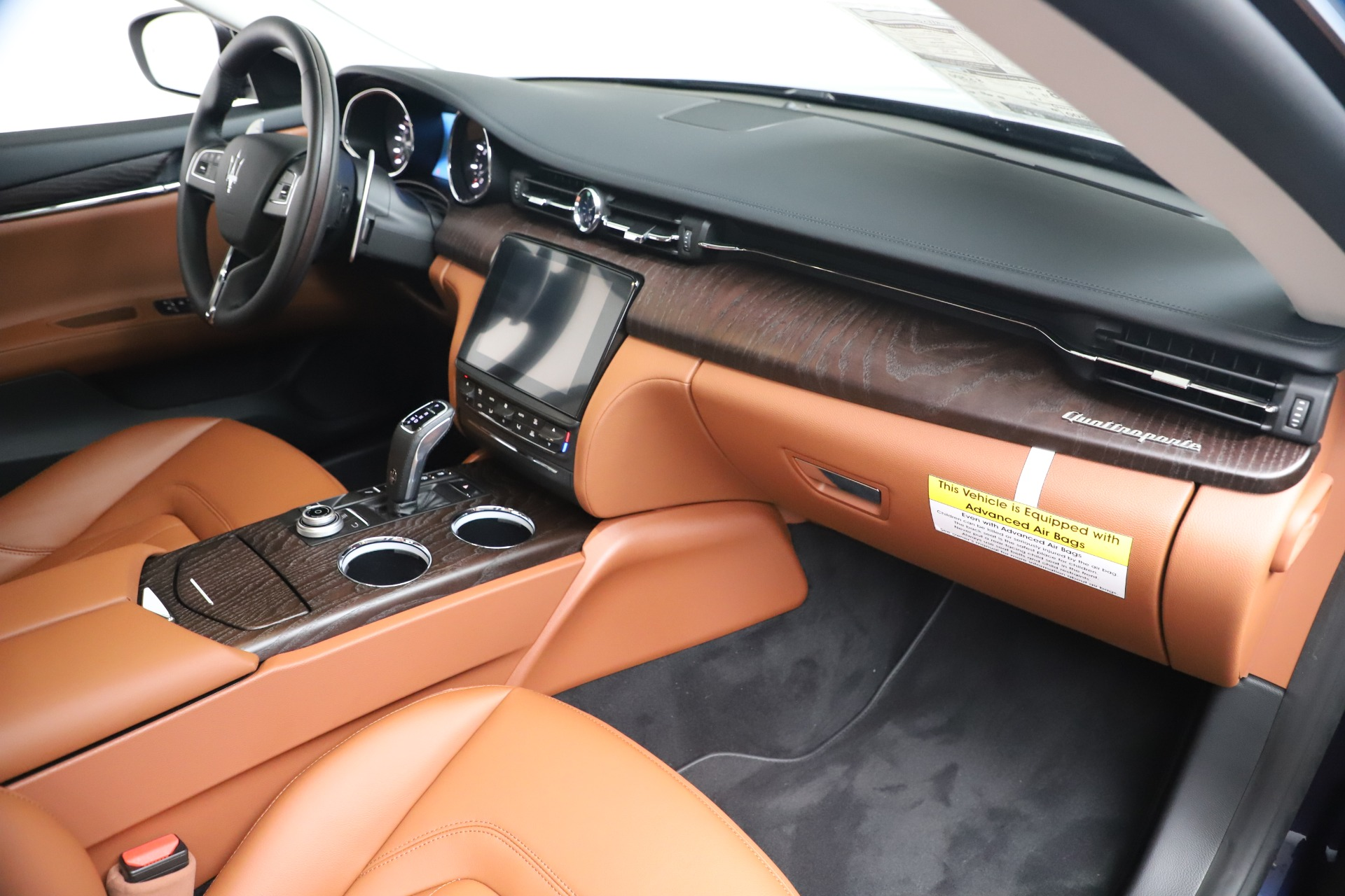 New 2019 Maserati Quattroporte S Q4 For Sale In Greenwich, CT. Alfa Romeo of Greenwich, W702 3440_p22