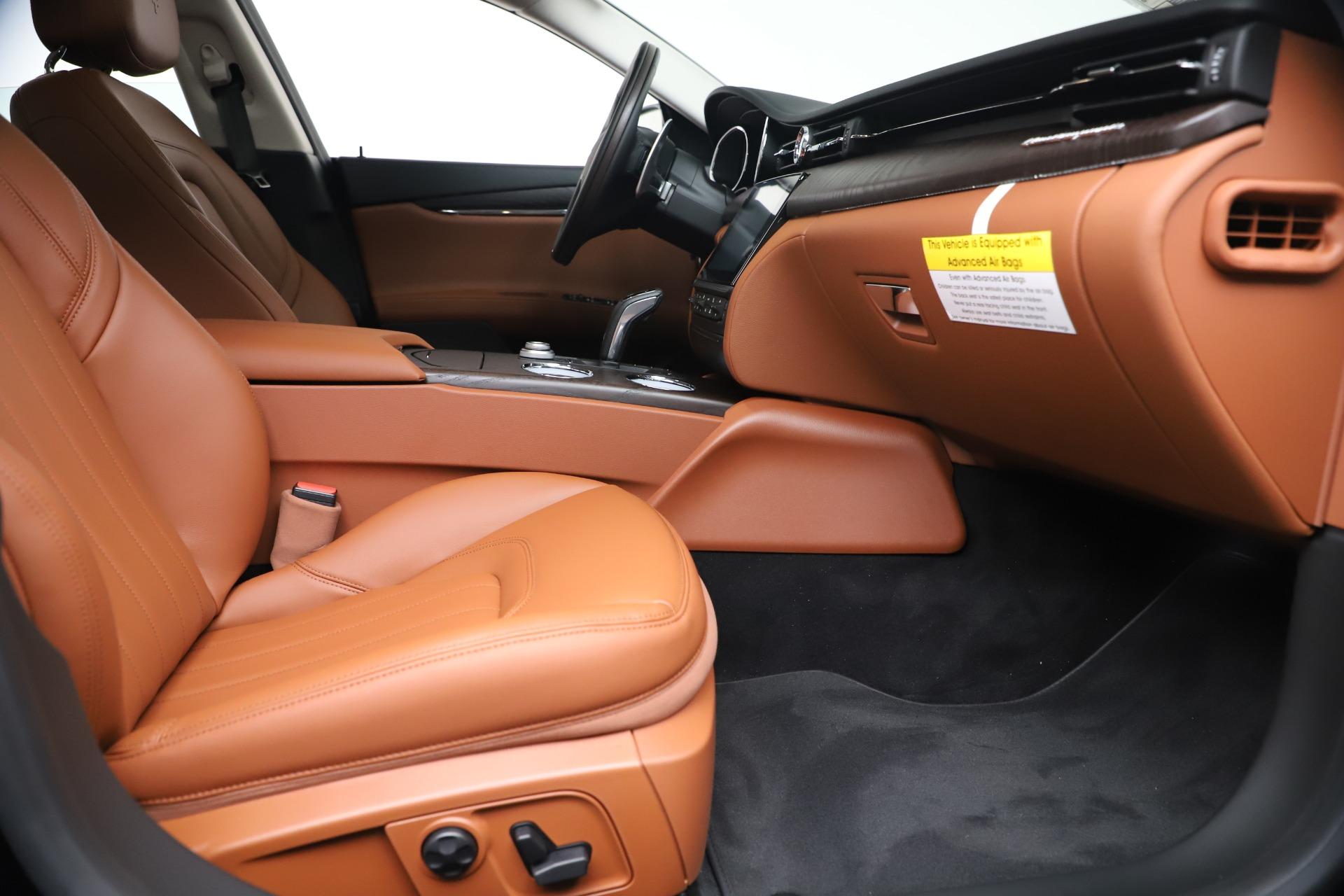 New 2019 Maserati Quattroporte S Q4 For Sale In Greenwich, CT. Alfa Romeo of Greenwich, W702 3440_p23