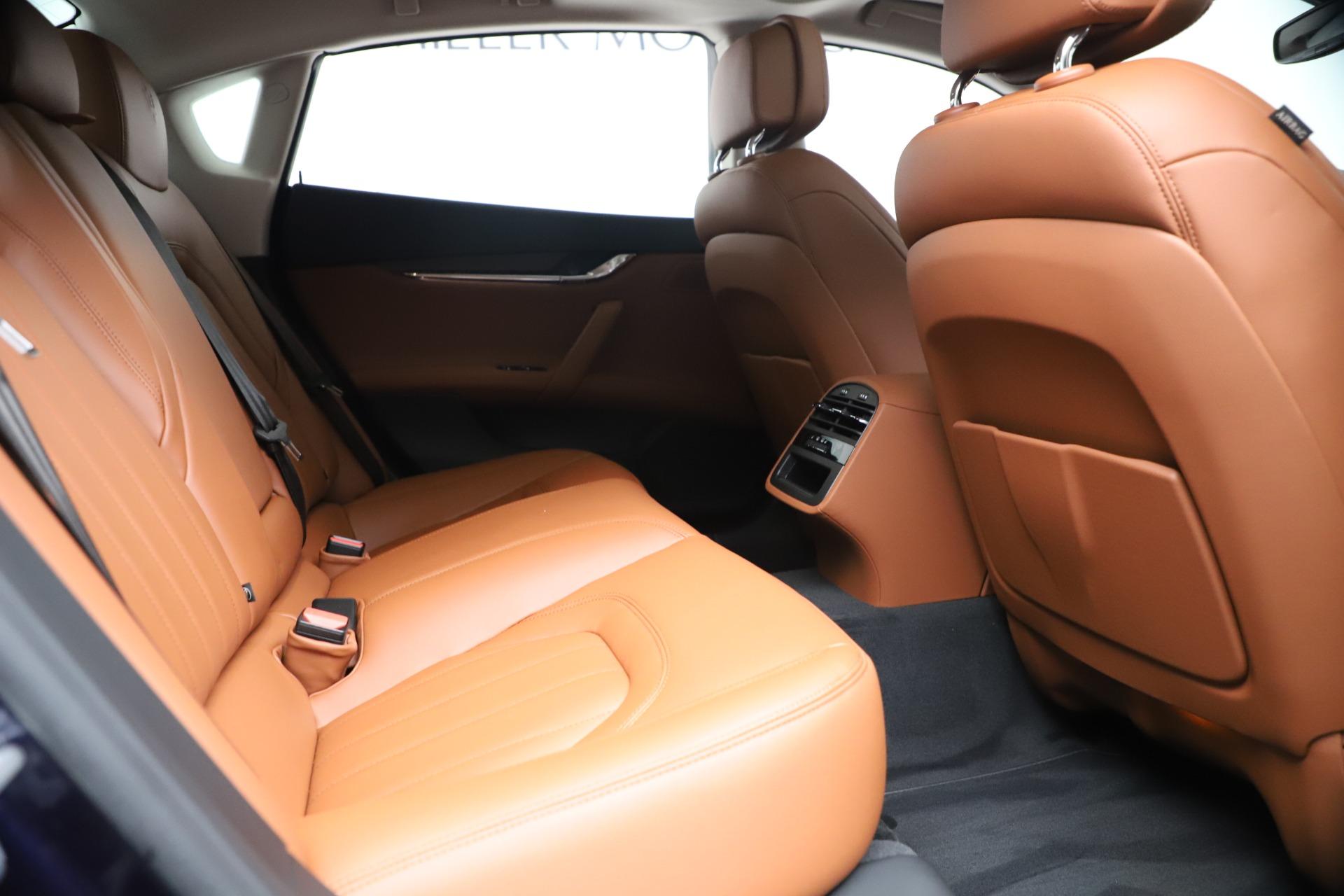 New 2019 Maserati Quattroporte S Q4 For Sale In Greenwich, CT. Alfa Romeo of Greenwich, W702 3440_p27