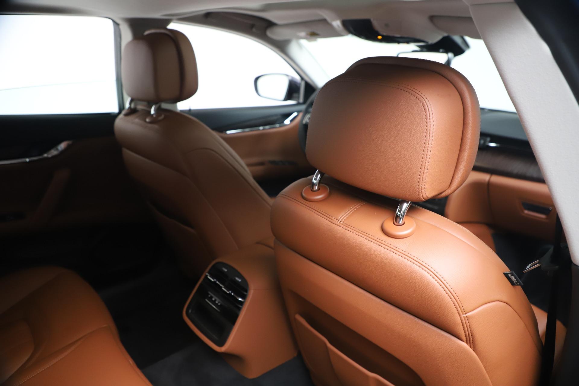 New 2019 Maserati Quattroporte S Q4 For Sale In Greenwich, CT. Alfa Romeo of Greenwich, W702 3440_p28