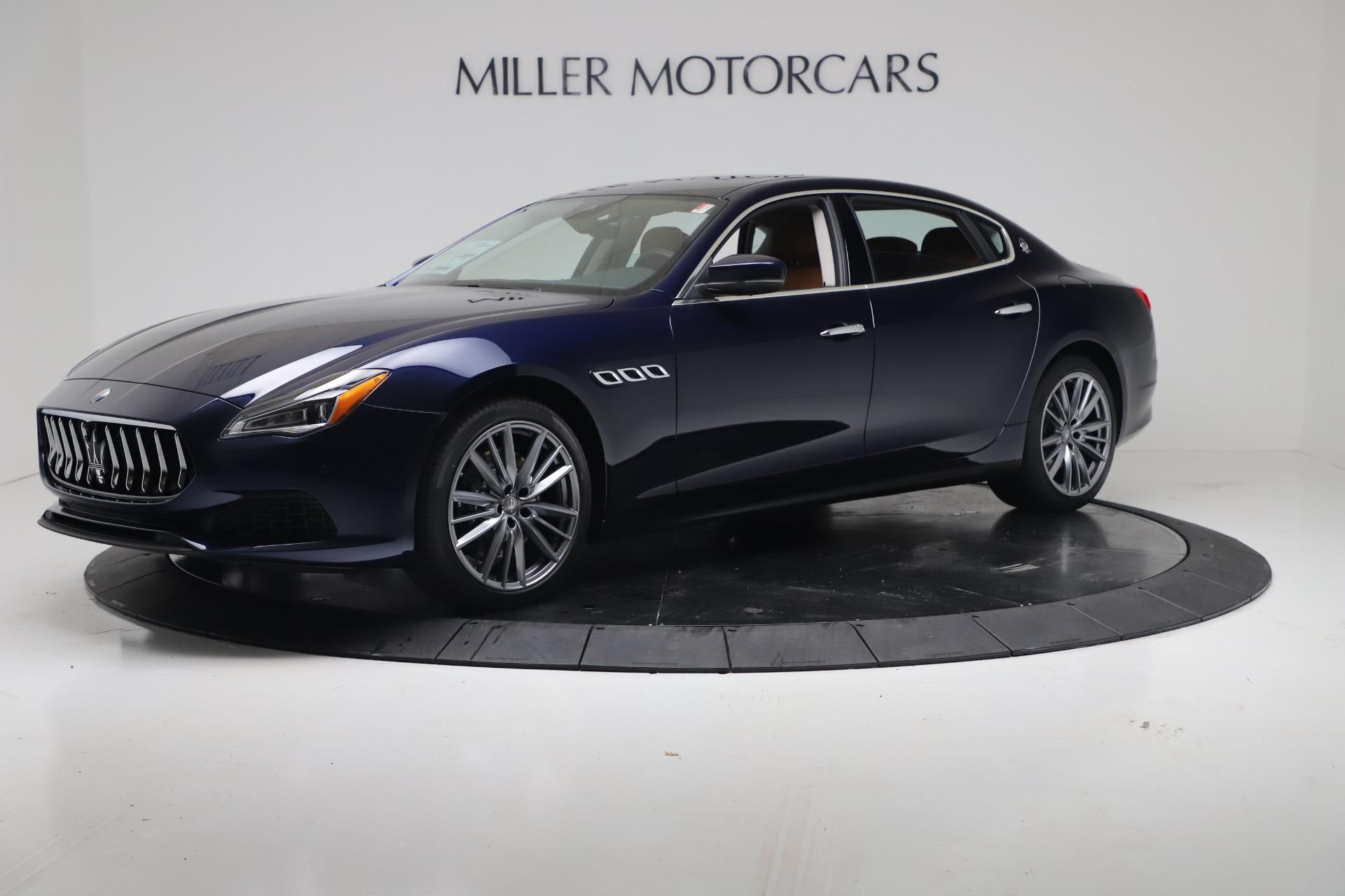 New 2019 Maserati Quattroporte S Q4 For Sale In Greenwich, CT. Alfa Romeo of Greenwich, W702 3440_p2