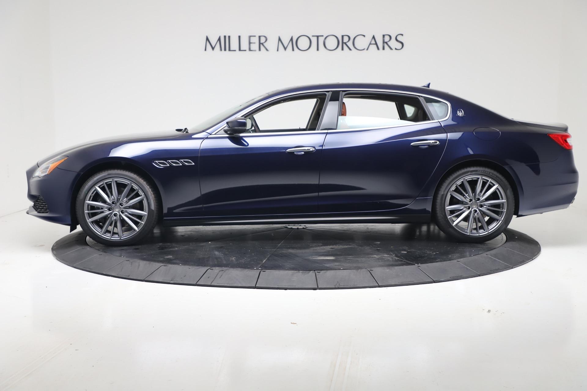 New 2019 Maserati Quattroporte S Q4 For Sale In Greenwich, CT. Alfa Romeo of Greenwich, W702 3440_p3