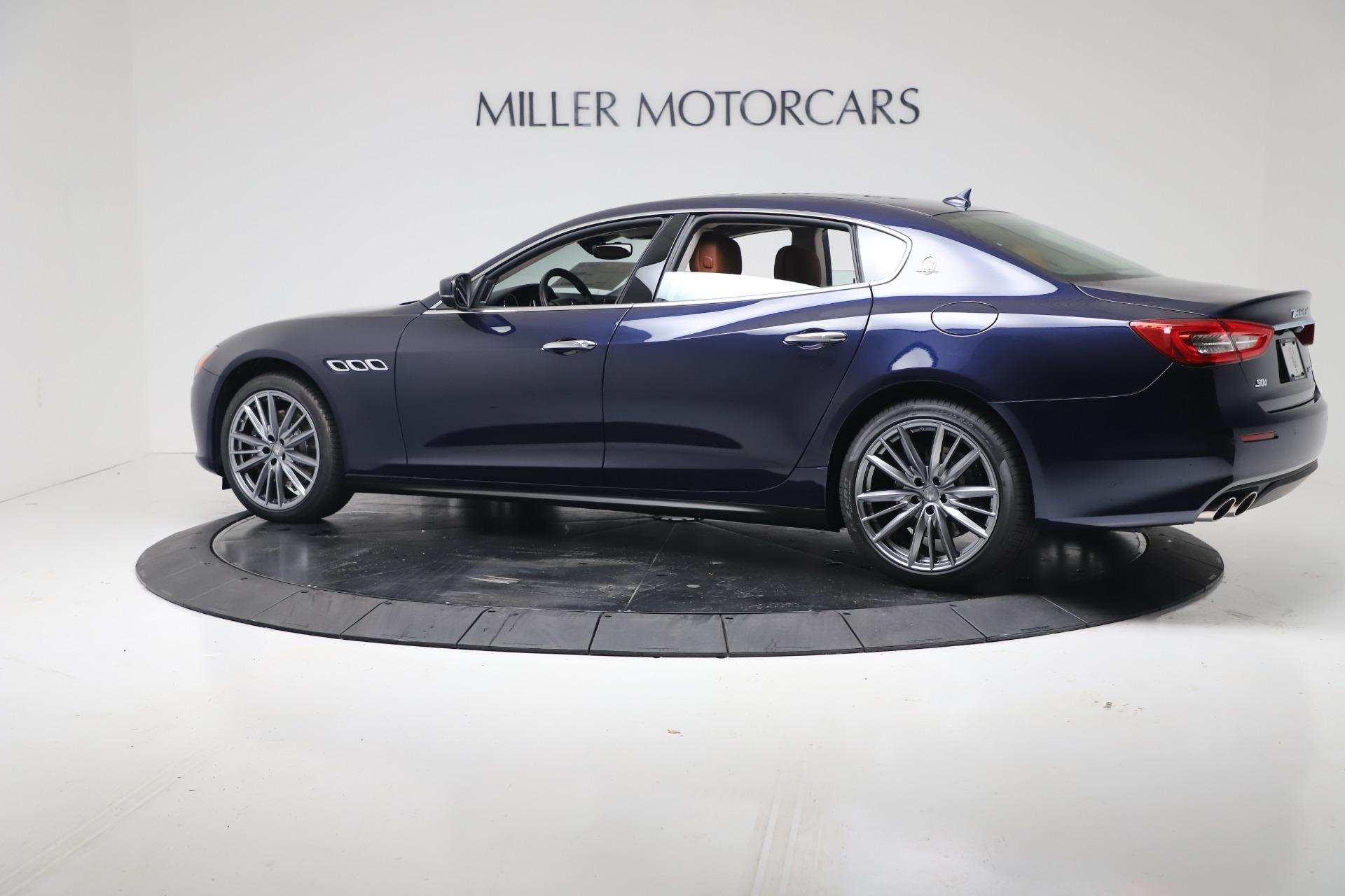 New 2019 Maserati Quattroporte S Q4 For Sale In Greenwich, CT. Alfa Romeo of Greenwich, W702 3440_p4