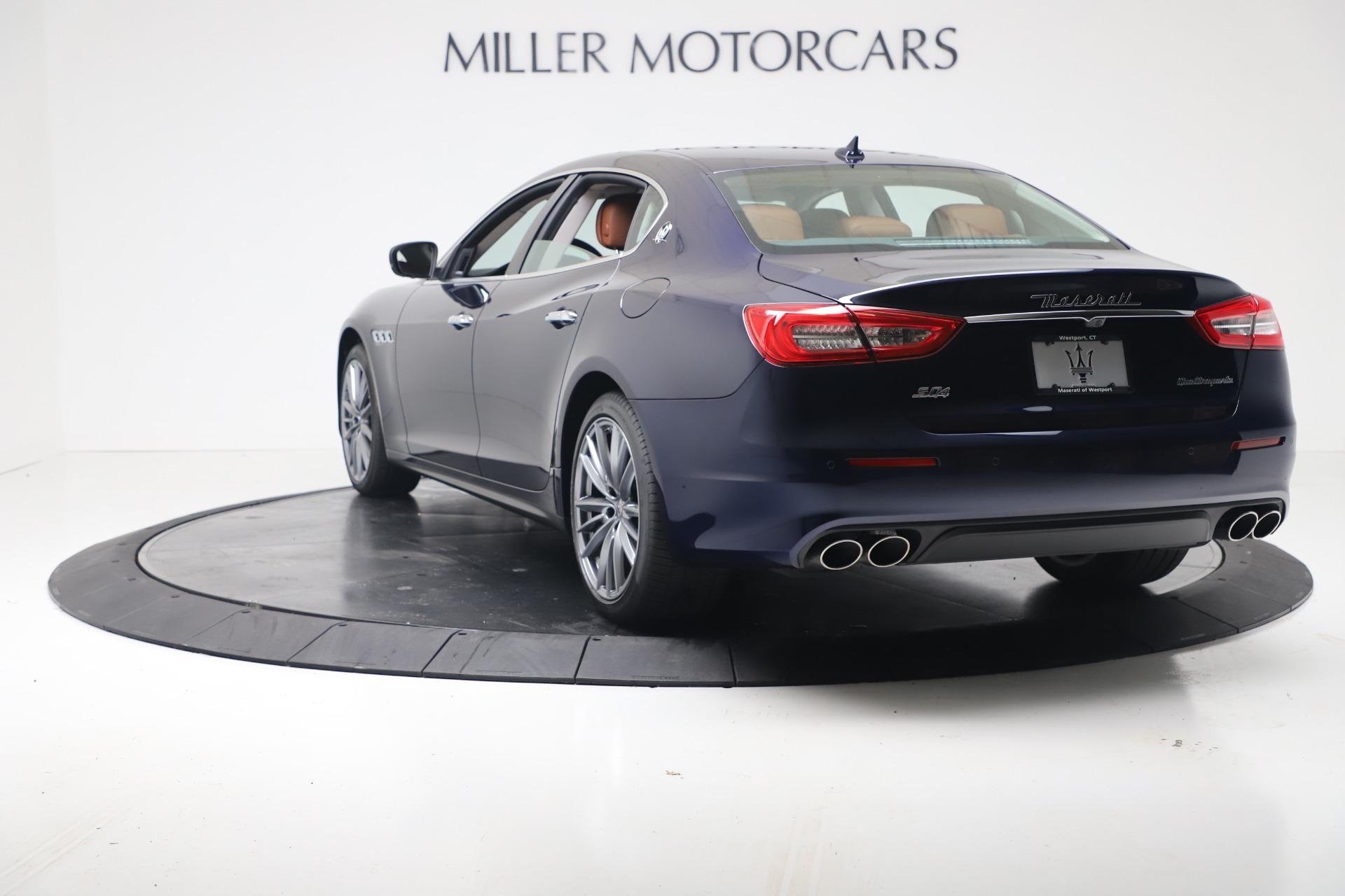 New 2019 Maserati Quattroporte S Q4 For Sale In Greenwich, CT. Alfa Romeo of Greenwich, W702 3440_p5