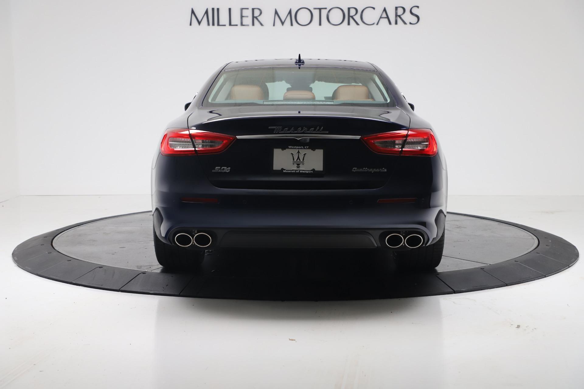 New 2019 Maserati Quattroporte S Q4 For Sale In Greenwich, CT. Alfa Romeo of Greenwich, W702 3440_p6