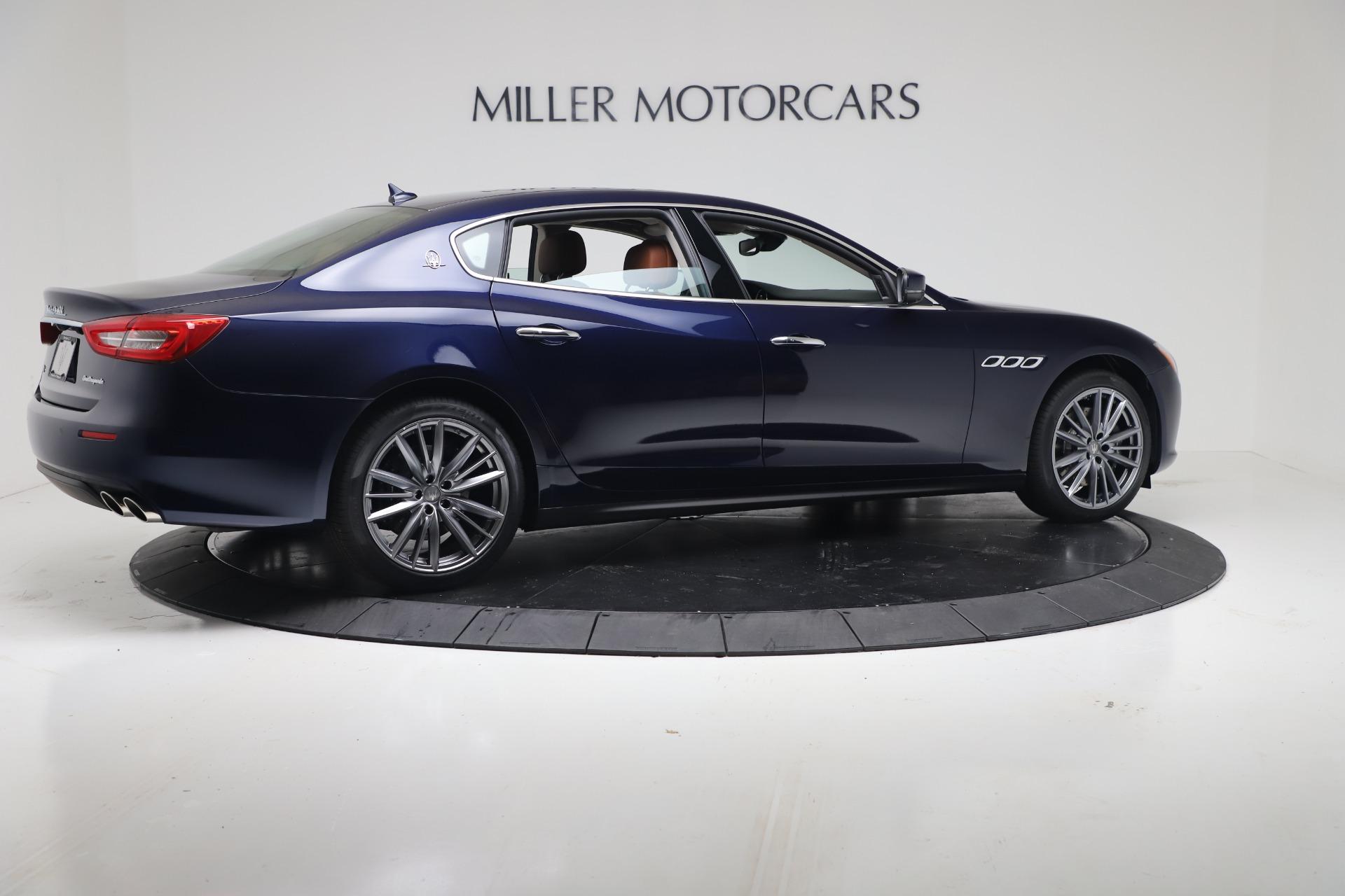 New 2019 Maserati Quattroporte S Q4 For Sale In Greenwich, CT. Alfa Romeo of Greenwich, W702 3440_p8