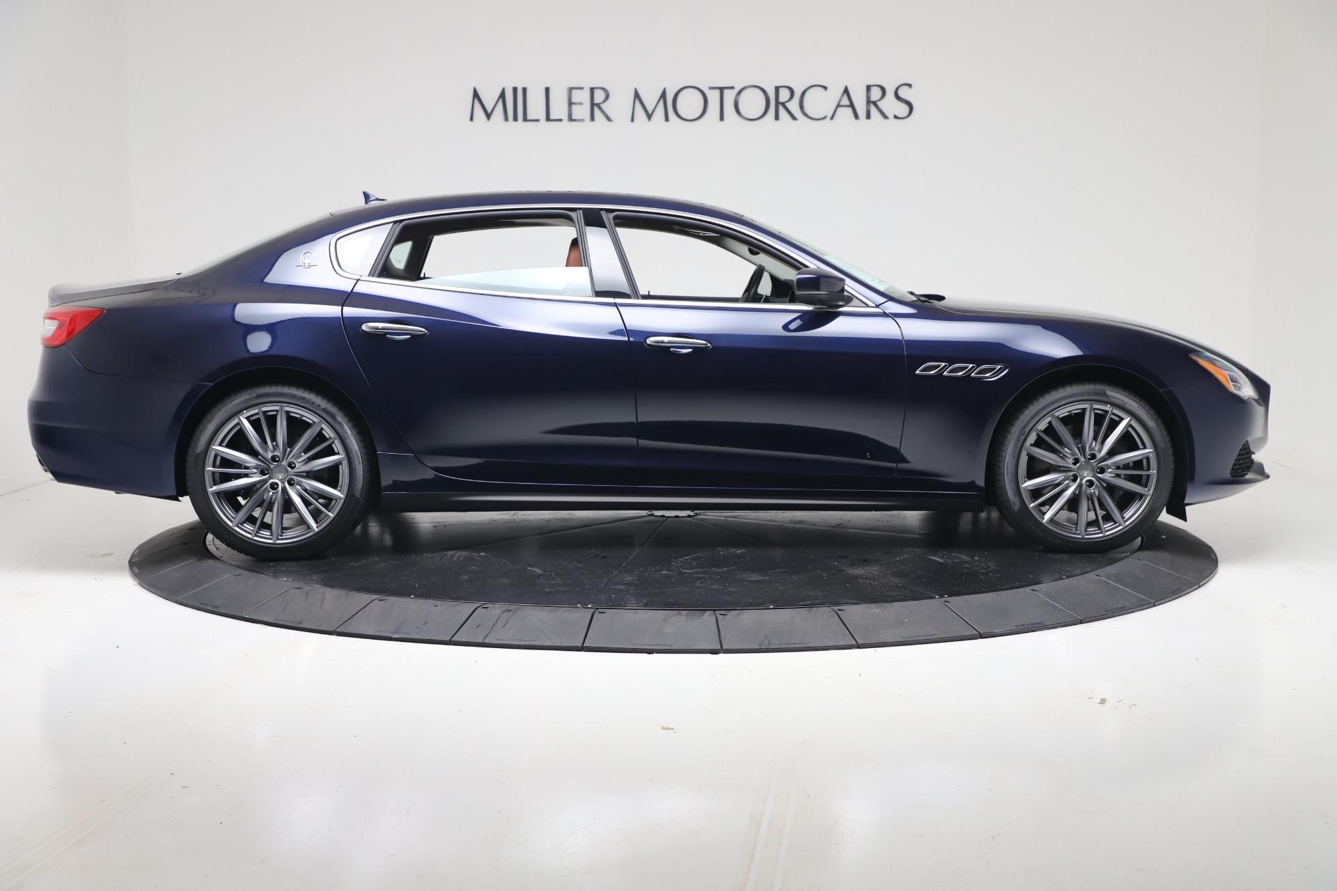 New 2019 Maserati Quattroporte S Q4 For Sale In Greenwich, CT. Alfa Romeo of Greenwich, W702 3440_p9