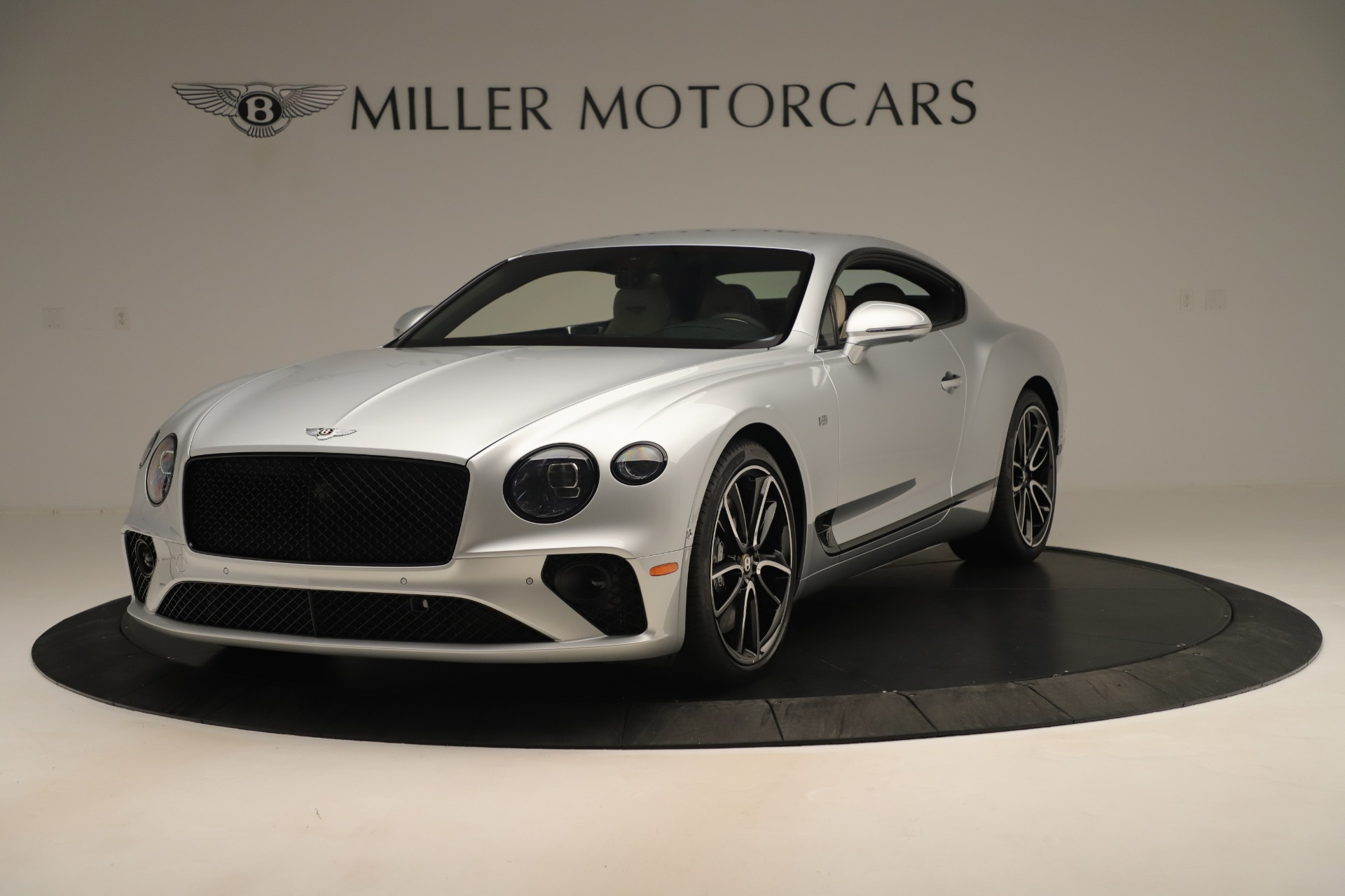 New 2020 Bentley Continental GT V8 First Edition For Sale In Greenwich, CT. Alfa Romeo of Greenwich, B1411 3441_main