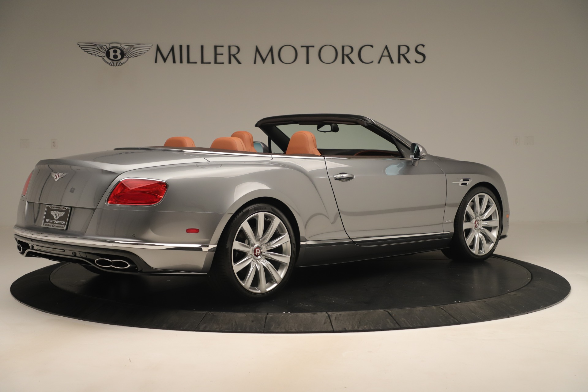 Used 2016 Bentley Continental GT V8 S For Sale In Greenwich, CT. Alfa Romeo of Greenwich, 7639 3442_p8