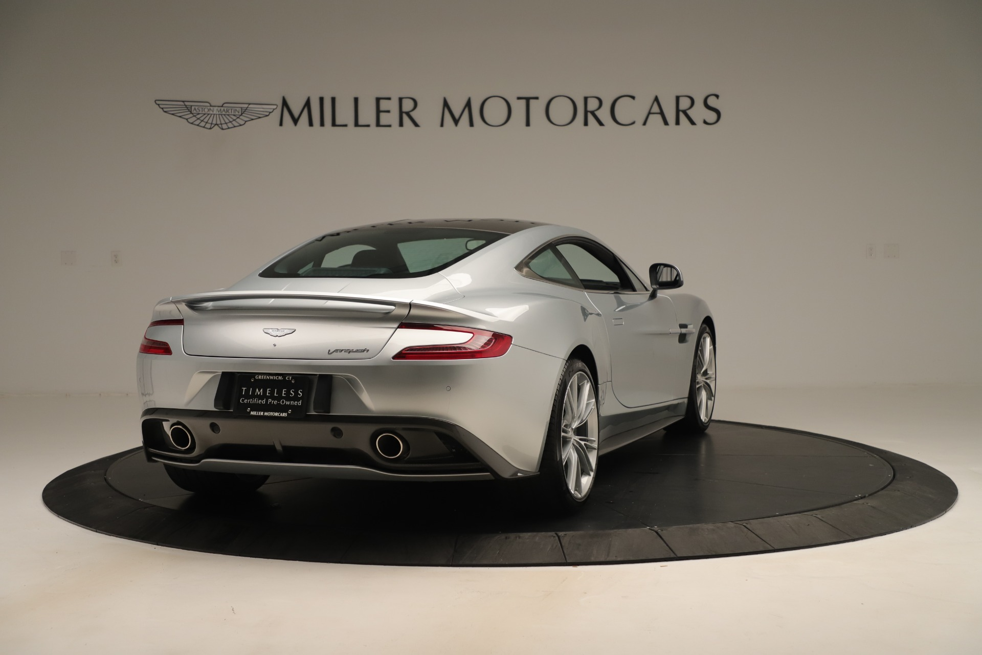 Used 2014 Aston Martin Vanquish  For Sale In Greenwich, CT. Alfa Romeo of Greenwich, 7623 3445_p6