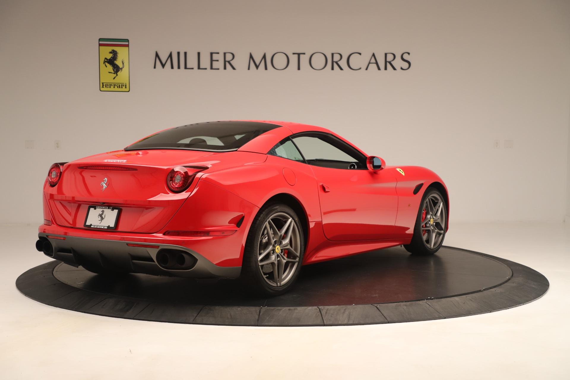 Used 2016 Ferrari California T  For Sale In Greenwich, CT. Alfa Romeo of Greenwich, 4607 3446_p16