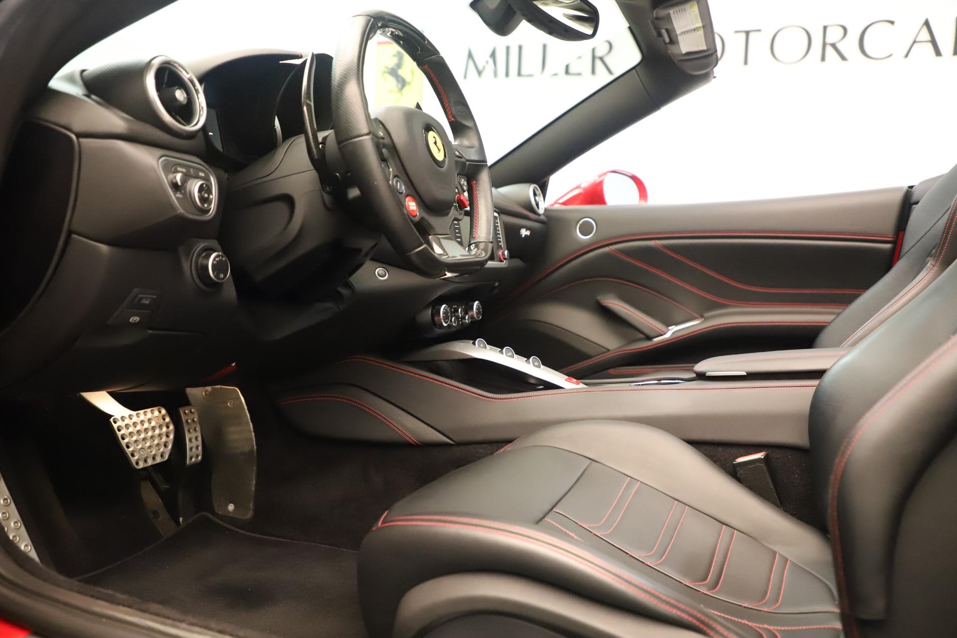 Used 2016 Ferrari California T  For Sale In Greenwich, CT. Alfa Romeo of Greenwich, 4607 3446_p21