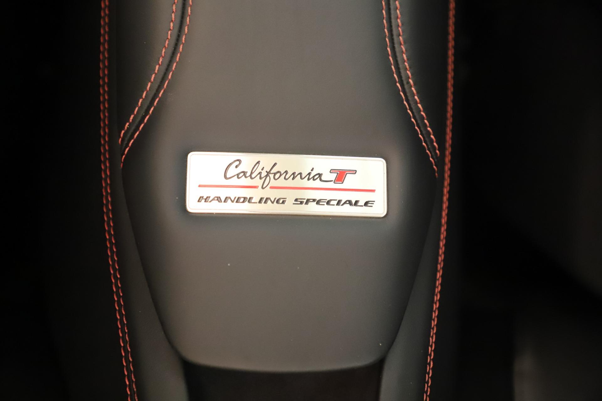 Used 2016 Ferrari California T  For Sale In Greenwich, CT. Alfa Romeo of Greenwich, 4607 3446_p31