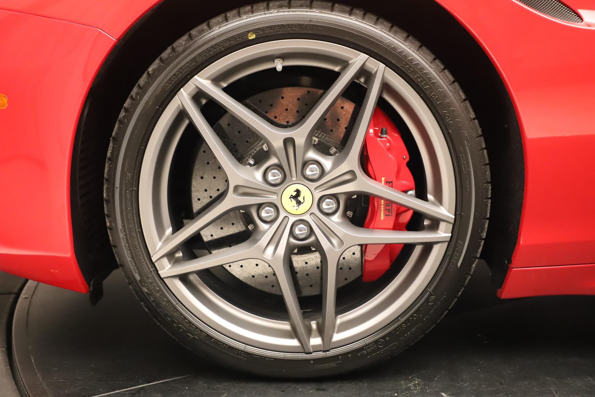Used 2016 Ferrari California T  For Sale In Greenwich, CT. Alfa Romeo of Greenwich, 4607 3446_p34