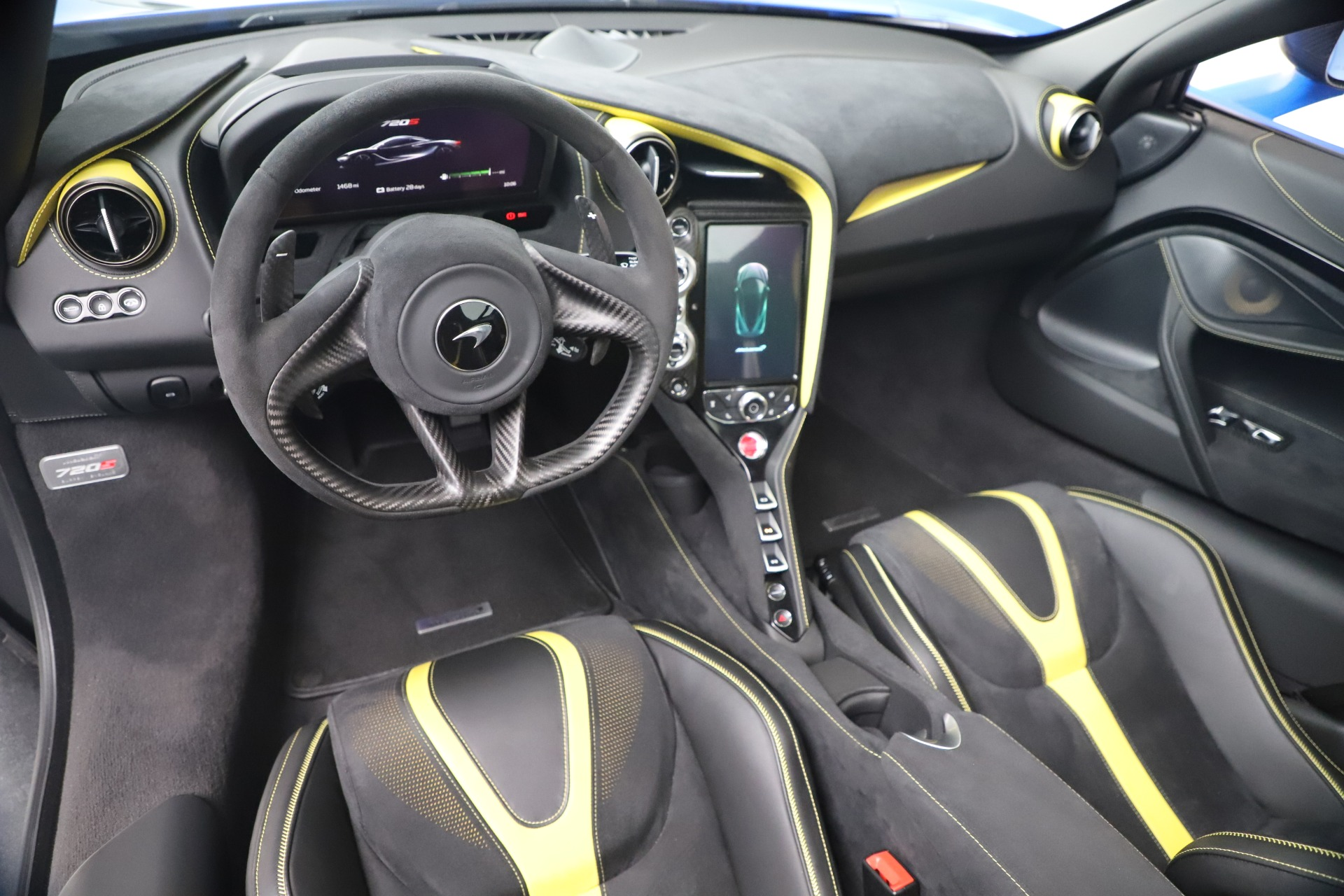 New 2019 McLaren 720S Coupe For Sale In Greenwich, CT. Alfa Romeo of Greenwich, MC467 3449_p16