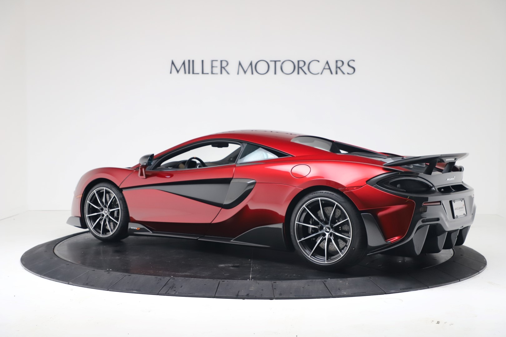 New 2019 McLaren 600LT Coupe For Sale In Greenwich, CT. Alfa Romeo of Greenwich, MC460 3451_p3