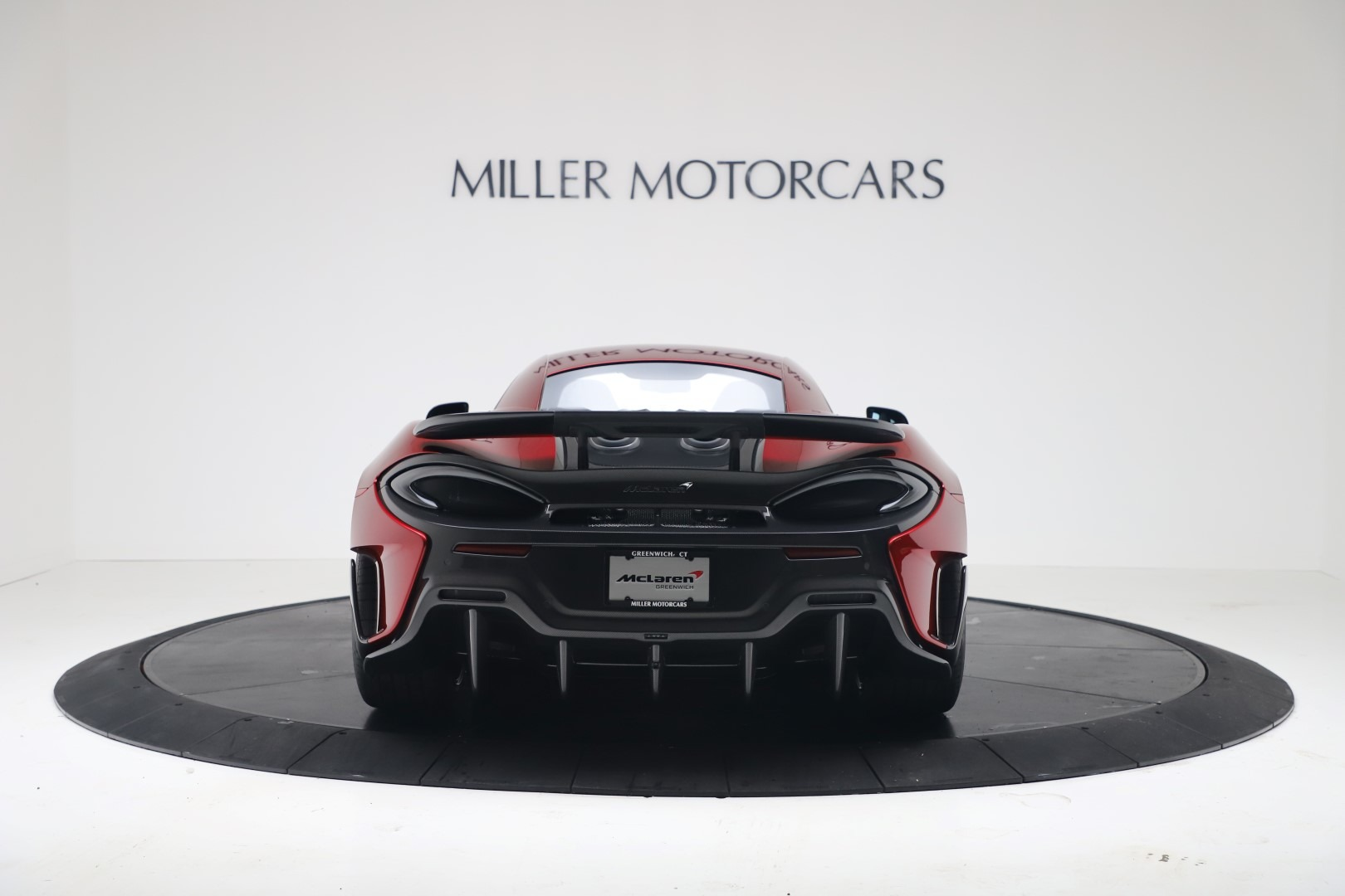 New 2019 McLaren 600LT Coupe For Sale In Greenwich, CT. Alfa Romeo of Greenwich, MC460 3451_p5