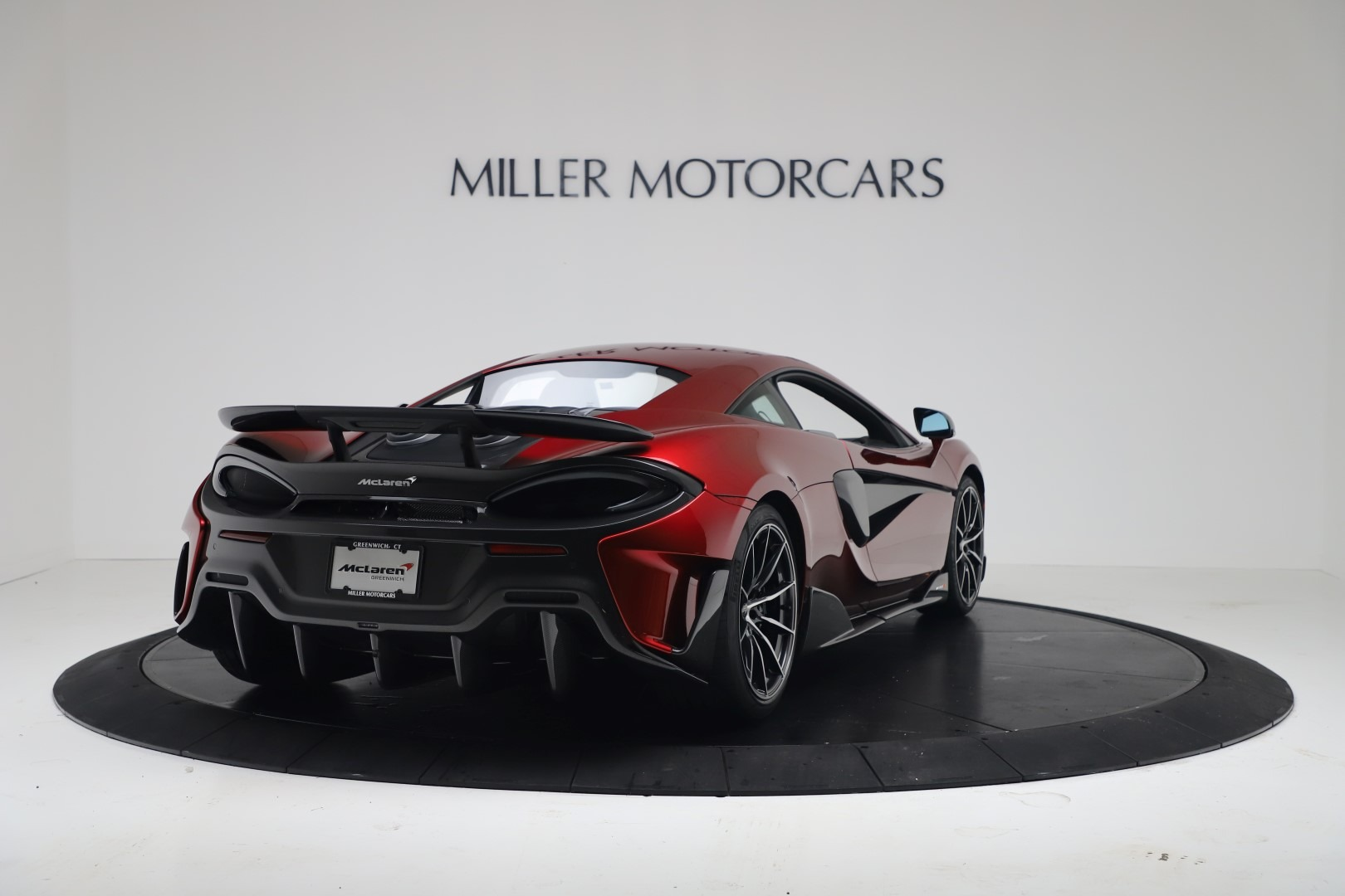 New 2019 McLaren 600LT Coupe For Sale In Greenwich, CT. Alfa Romeo of Greenwich, MC460 3451_p6