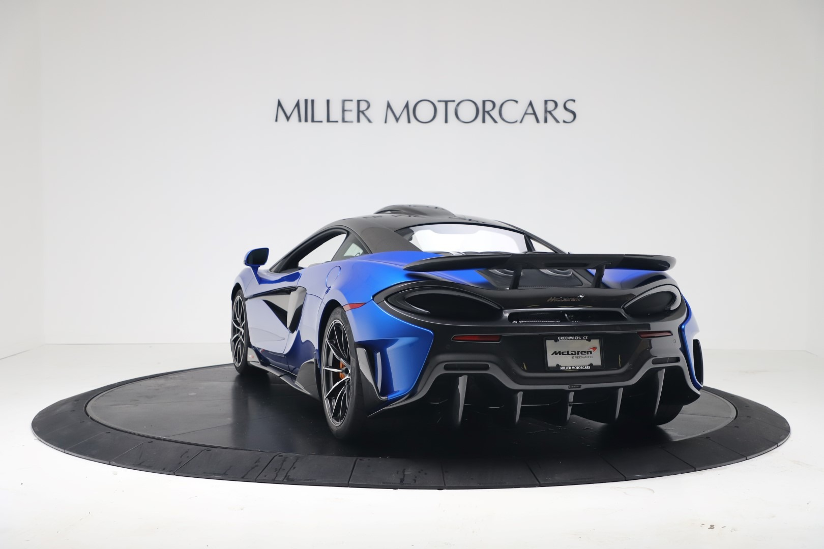 New 2019 McLaren 600LT Coupe For Sale In Greenwich, CT. Alfa Romeo of Greenwich, MC464 3452_p4