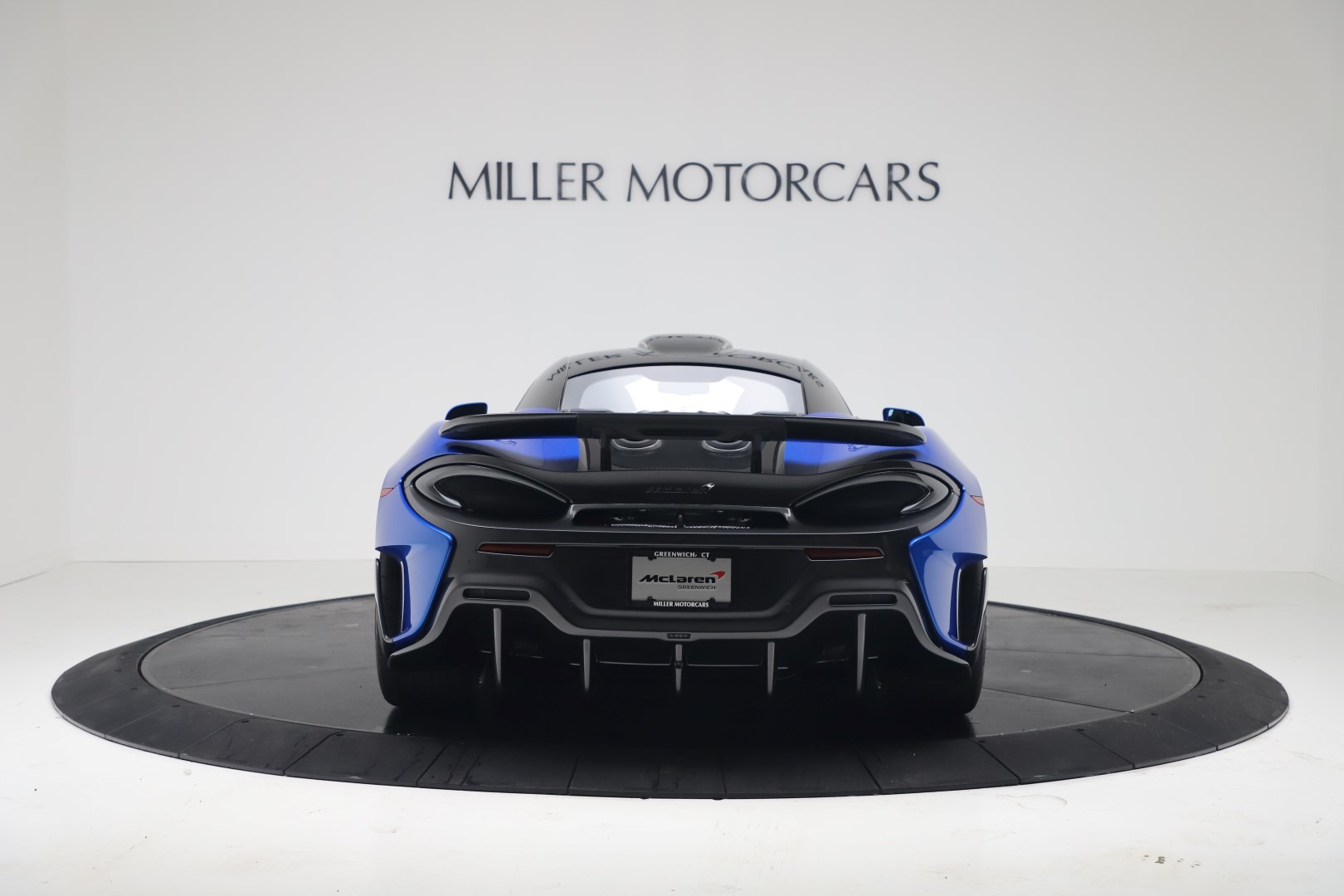 New 2019 McLaren 600LT Coupe For Sale In Greenwich, CT. Alfa Romeo of Greenwich, MC464 3452_p5