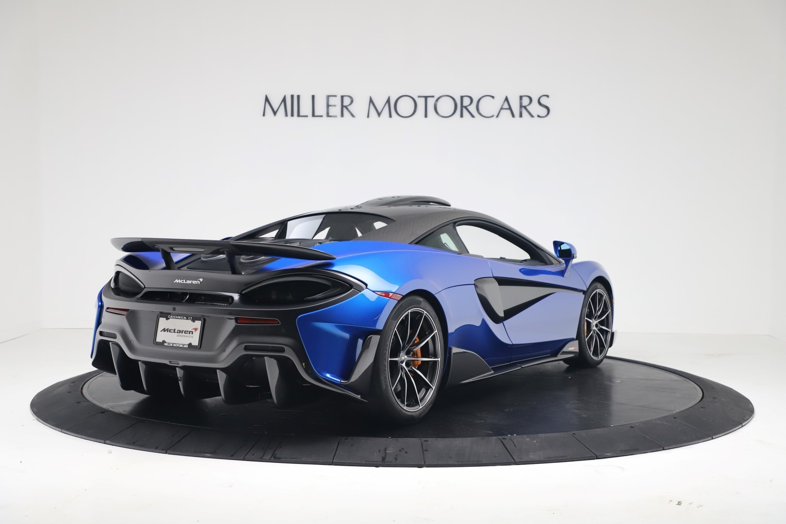 New 2019 McLaren 600LT Coupe For Sale In Greenwich, CT. Alfa Romeo of Greenwich, MC464 3452_p6