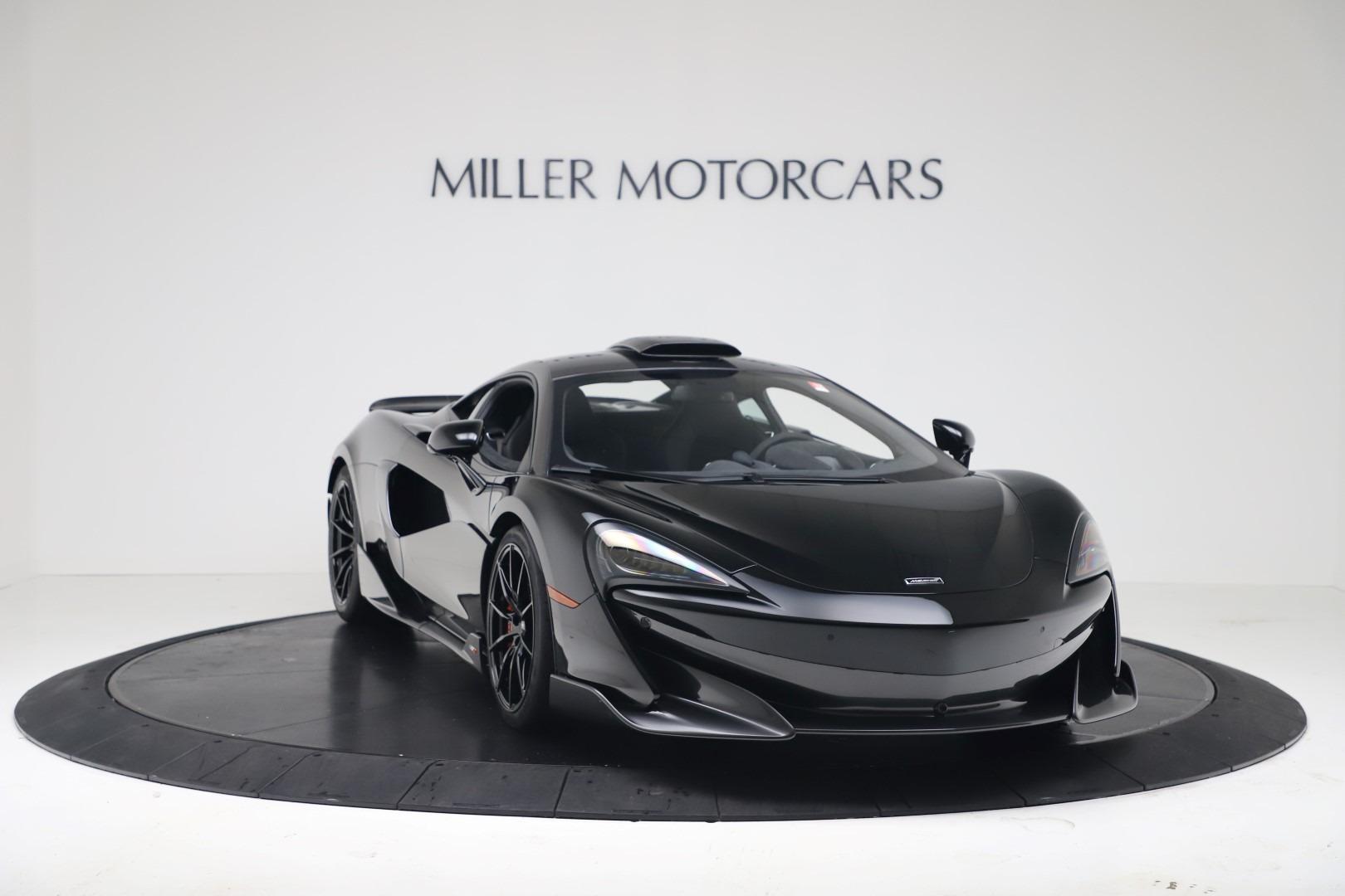 New 2019 McLaren 600LT Coupe For Sale In Greenwich, CT. Alfa Romeo of Greenwich, MC461 3453_p10