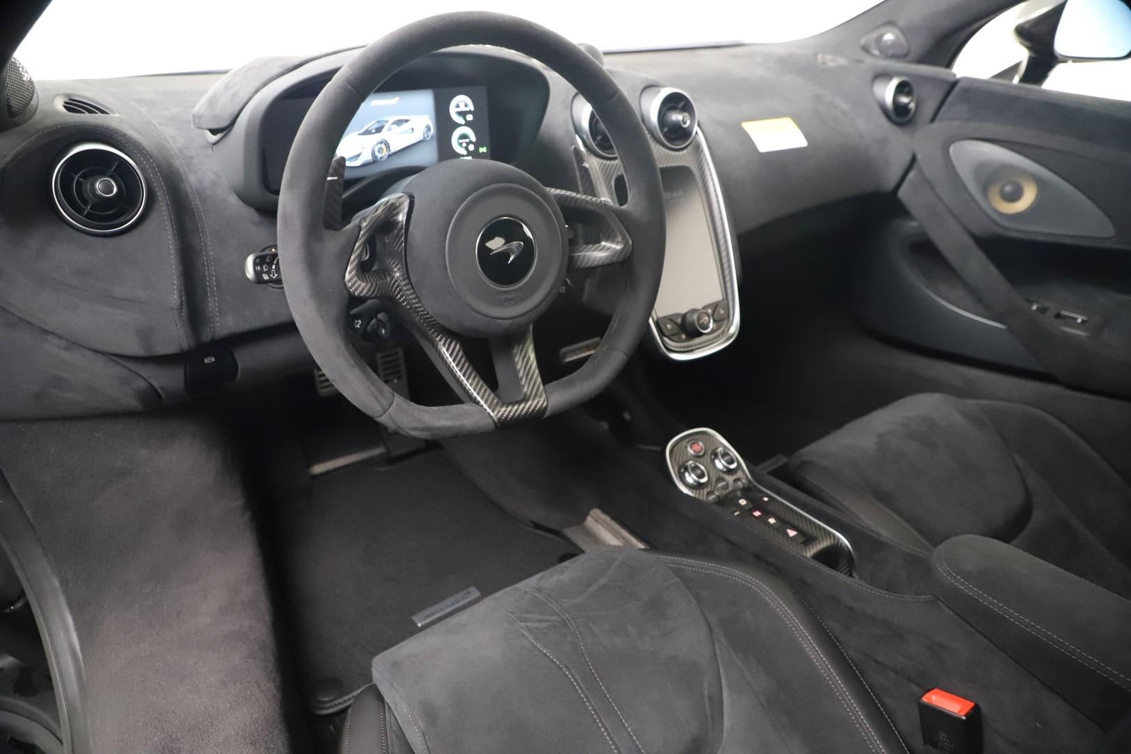 New 2019 McLaren 600LT Coupe For Sale In Greenwich, CT. Alfa Romeo of Greenwich, MC461 3453_p17