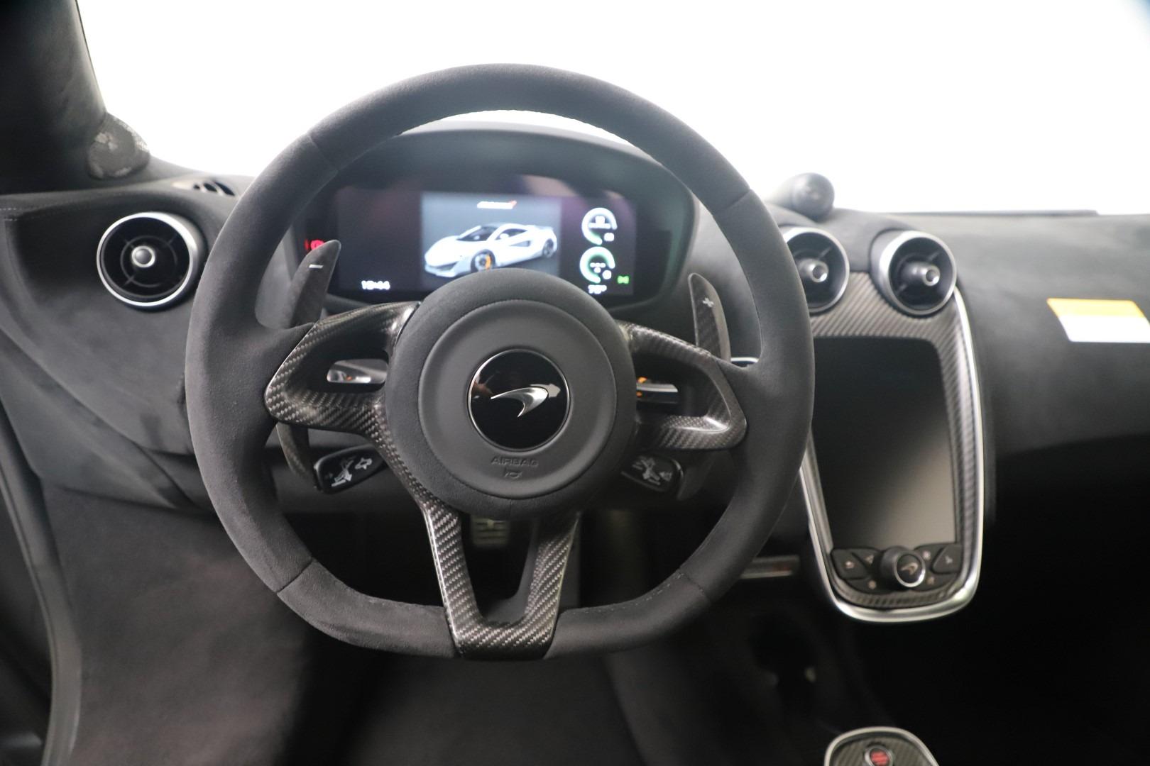 New 2019 McLaren 600LT Coupe For Sale In Greenwich, CT. Alfa Romeo of Greenwich, MC461 3453_p18