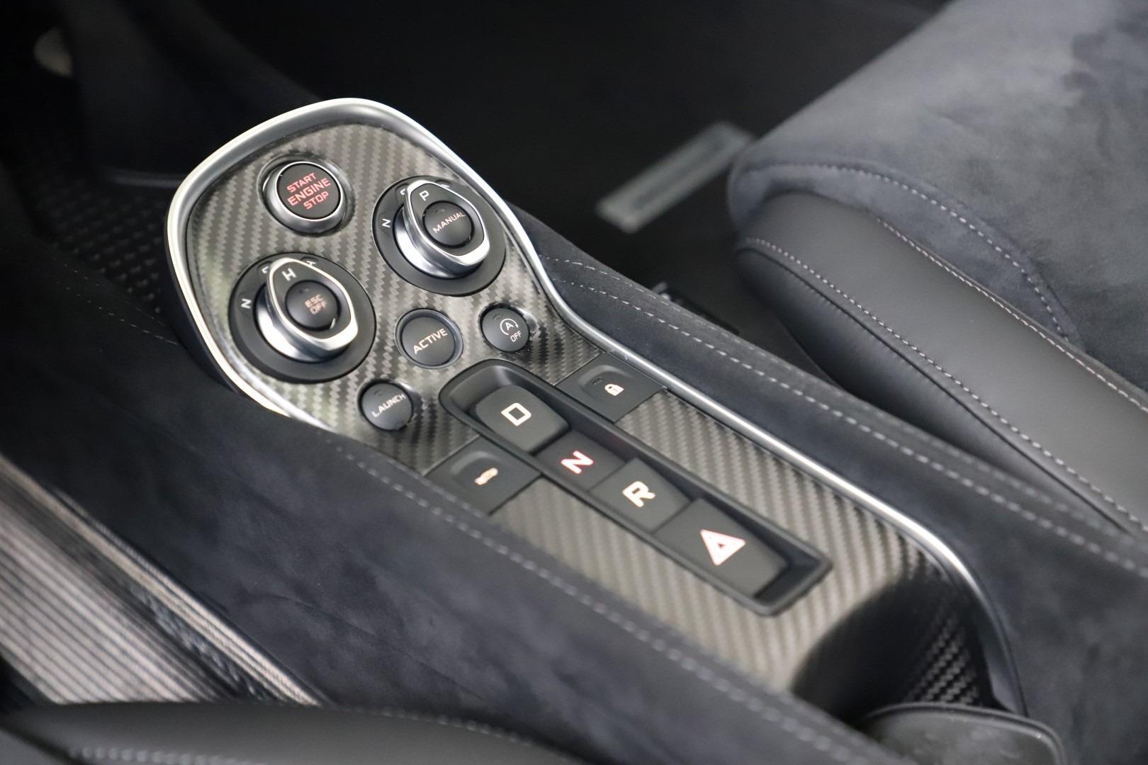 New 2019 McLaren 600LT Coupe For Sale In Greenwich, CT. Alfa Romeo of Greenwich, MC461 3453_p21