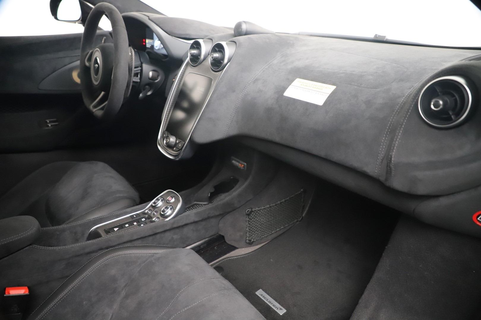 New 2019 McLaren 600LT Coupe For Sale In Greenwich, CT. Alfa Romeo of Greenwich, MC461 3453_p24
