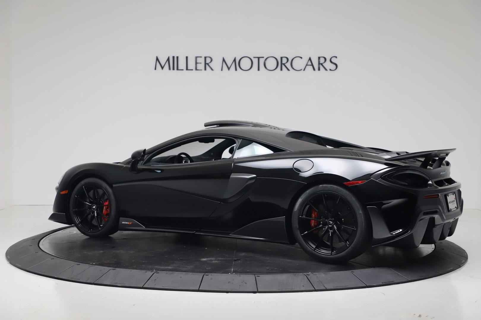 New 2019 McLaren 600LT Coupe For Sale In Greenwich, CT. Alfa Romeo of Greenwich, MC461 3453_p3