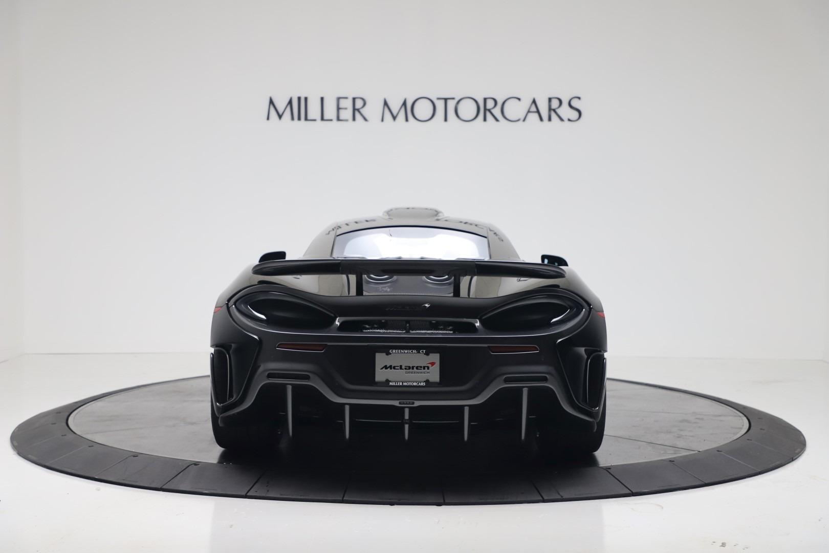 New 2019 McLaren 600LT Coupe For Sale In Greenwich, CT. Alfa Romeo of Greenwich, MC461 3453_p5