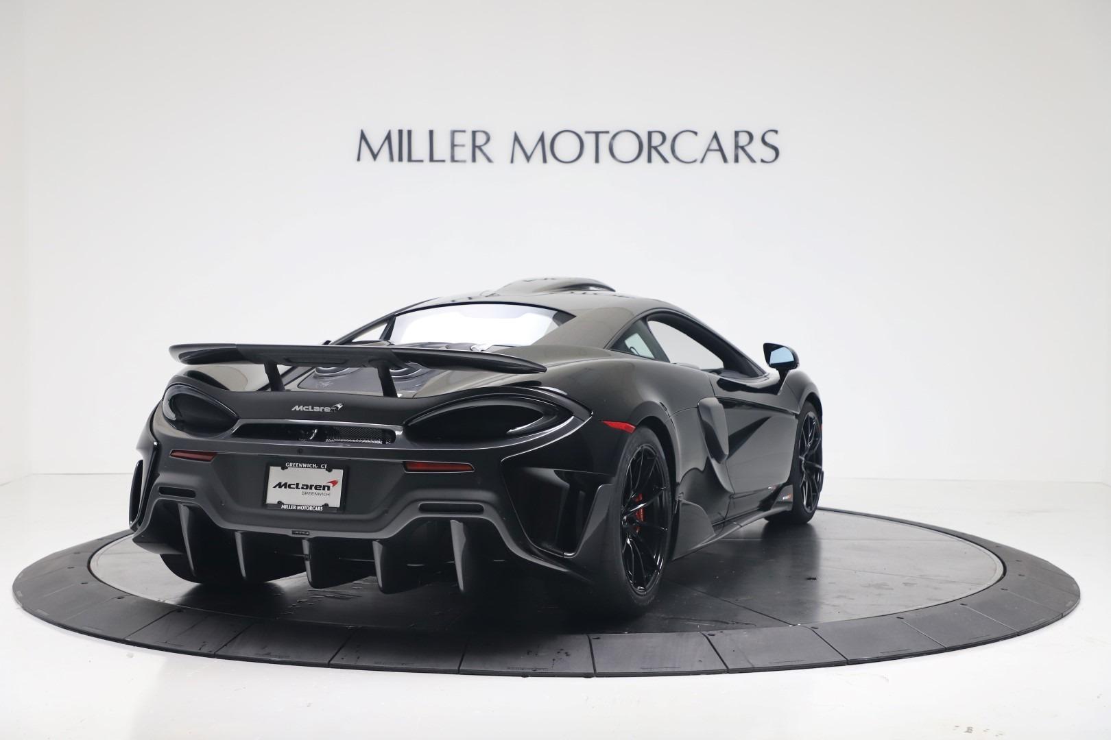 New 2019 McLaren 600LT Coupe For Sale In Greenwich, CT. Alfa Romeo of Greenwich, MC461 3453_p6