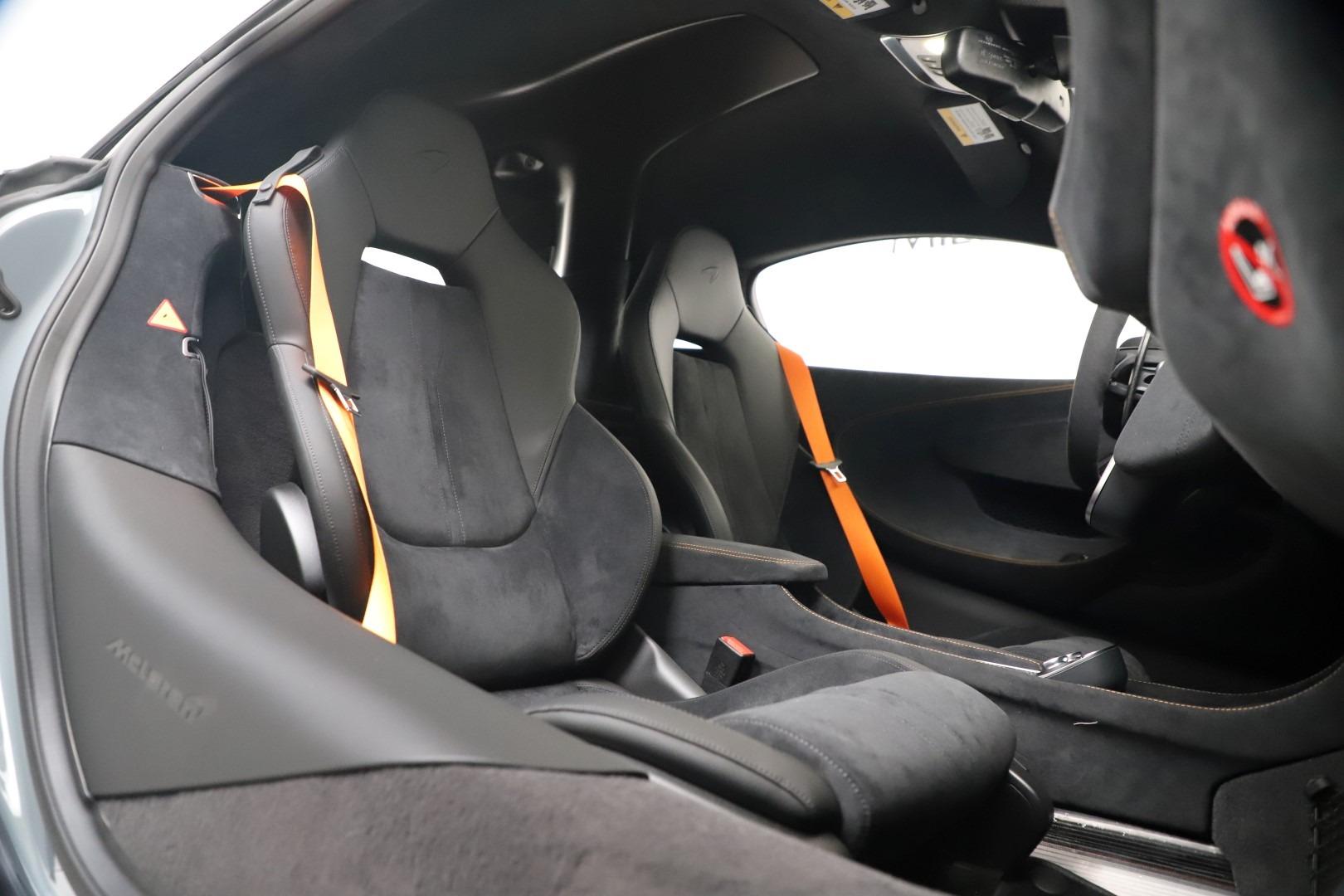 New 2019 McLaren 600LT Coupe For Sale In Greenwich, CT. Alfa Romeo of Greenwich, MC465 3454_p24